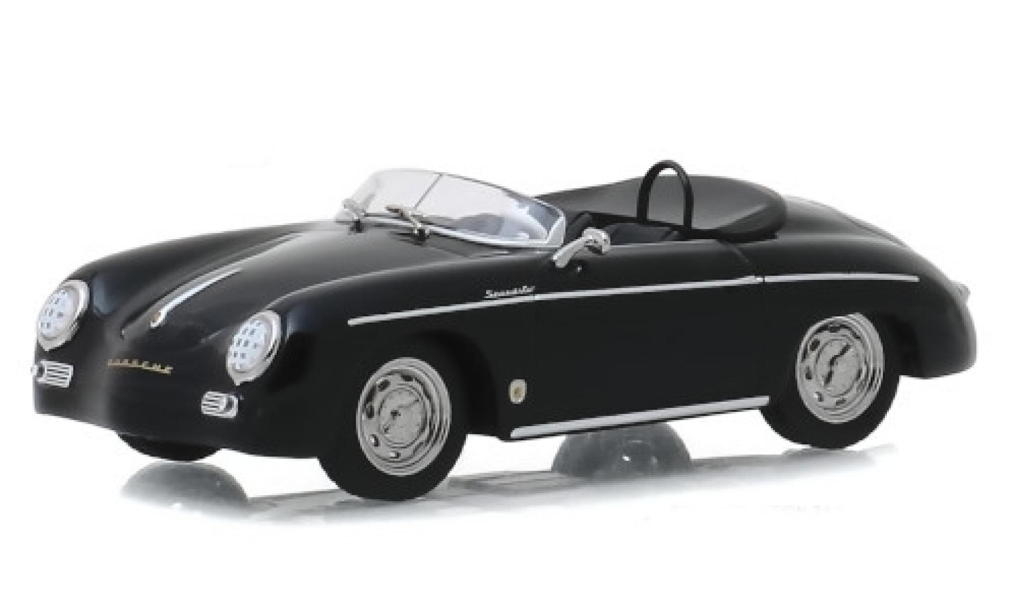 Porsche 356 1/43 Greenlight Speedster Super noire 1958
