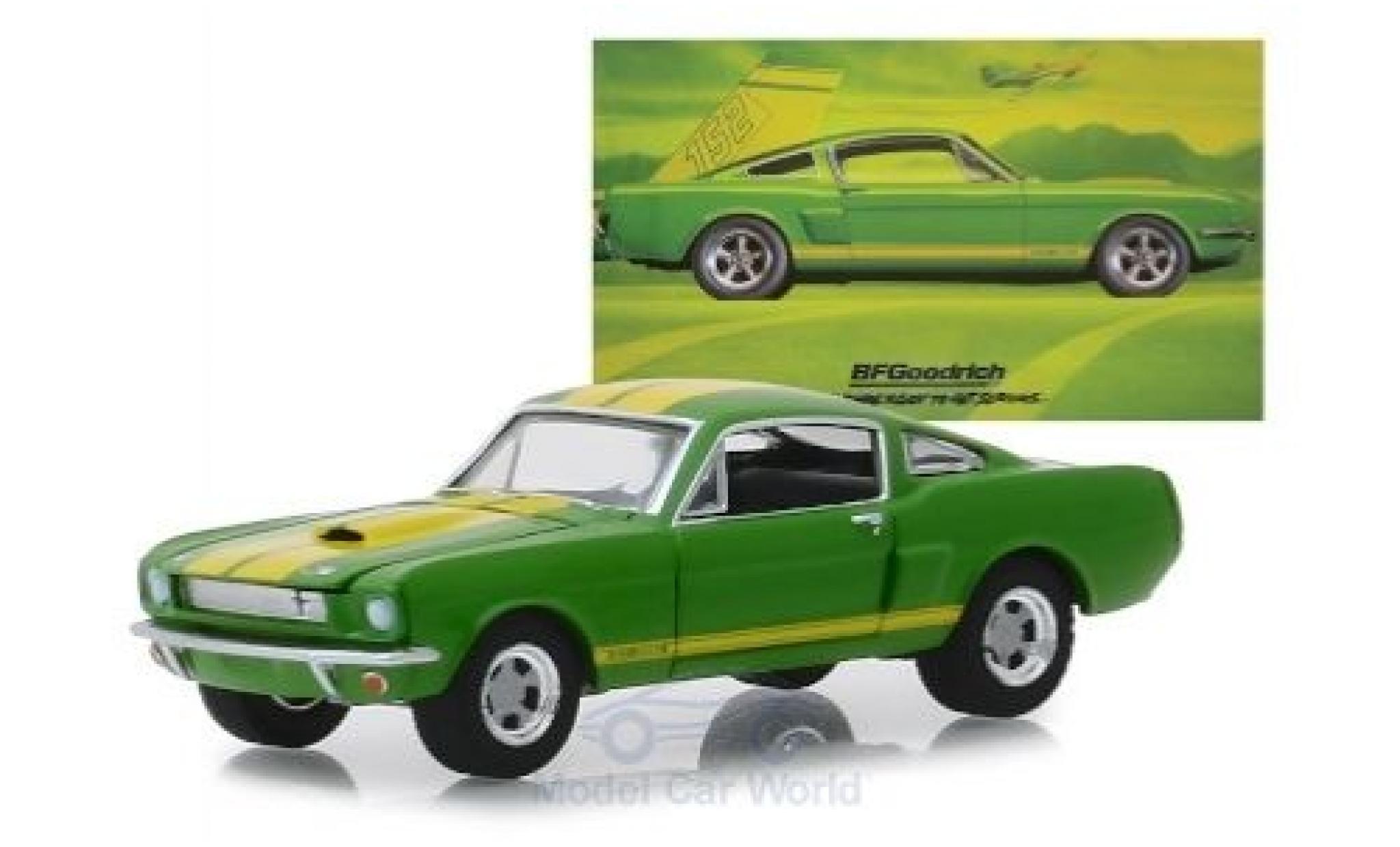 Shelby GT 1/64 Greenlight 350