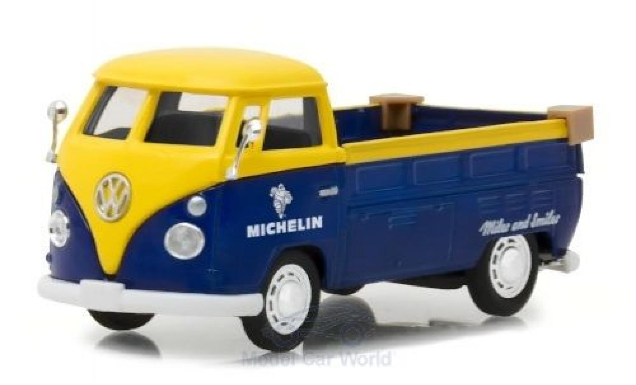 Volkswagen T1 1/43 Greenlight Pickup Michelin