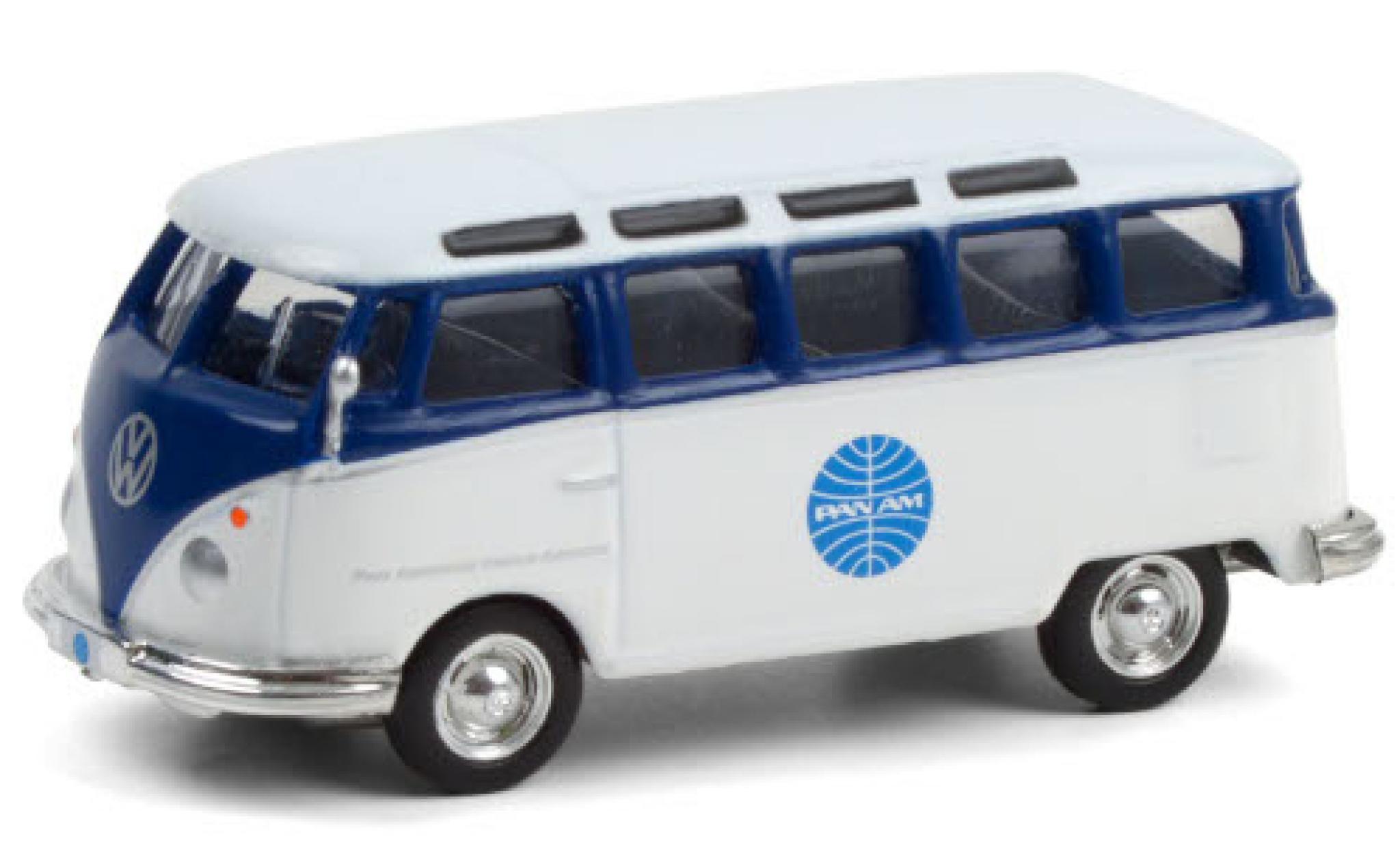 Volkswagen T1 1/64 Greenlight Samba Bus Pan American Airways 1964