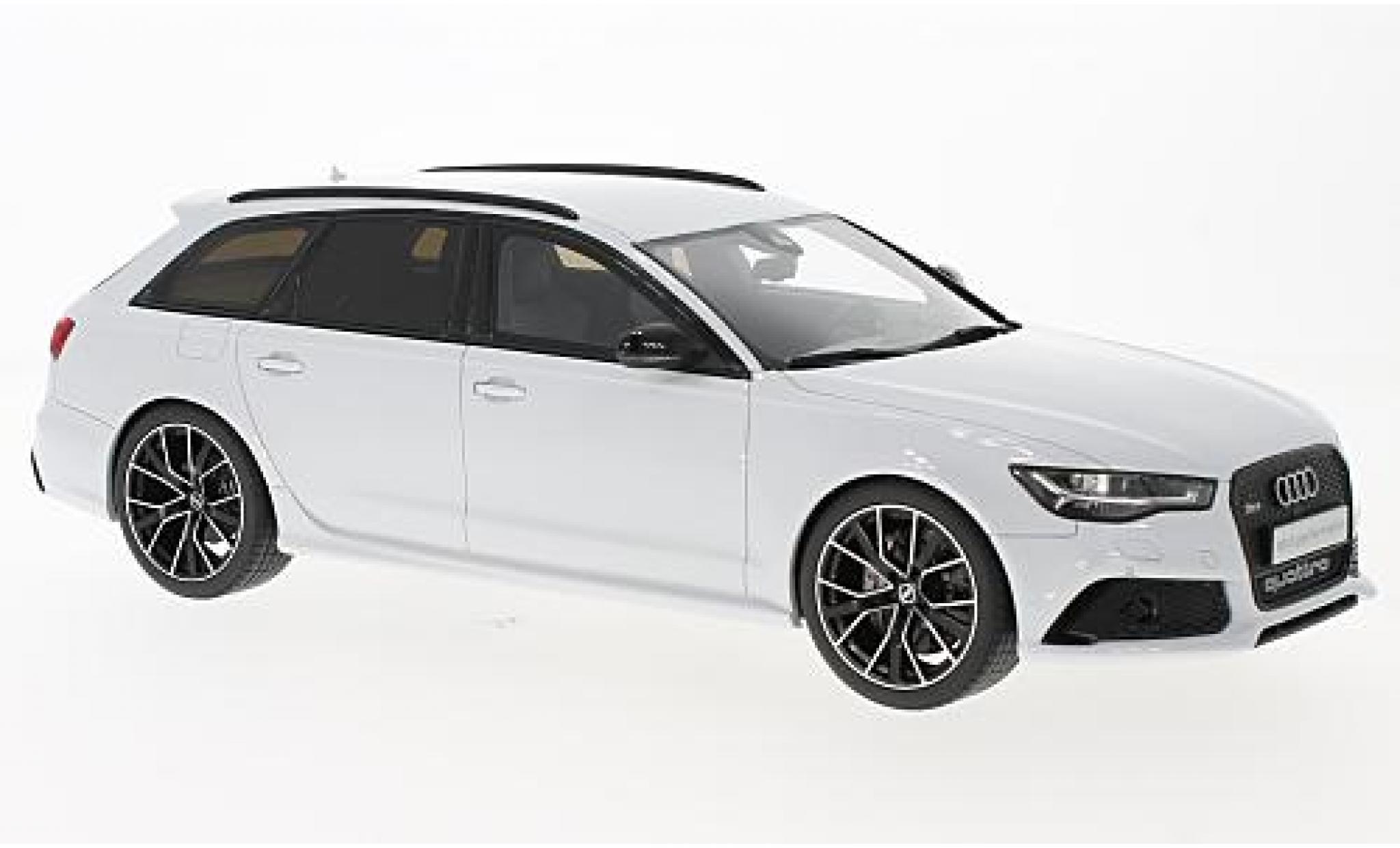 Audi RS6 1/18 GT Spirit (C7) Avant Performance grey