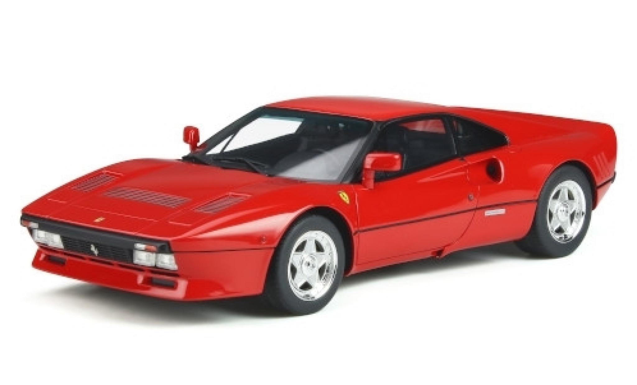 Ferrari 288 1/18 GT Spirit GTO red 1984