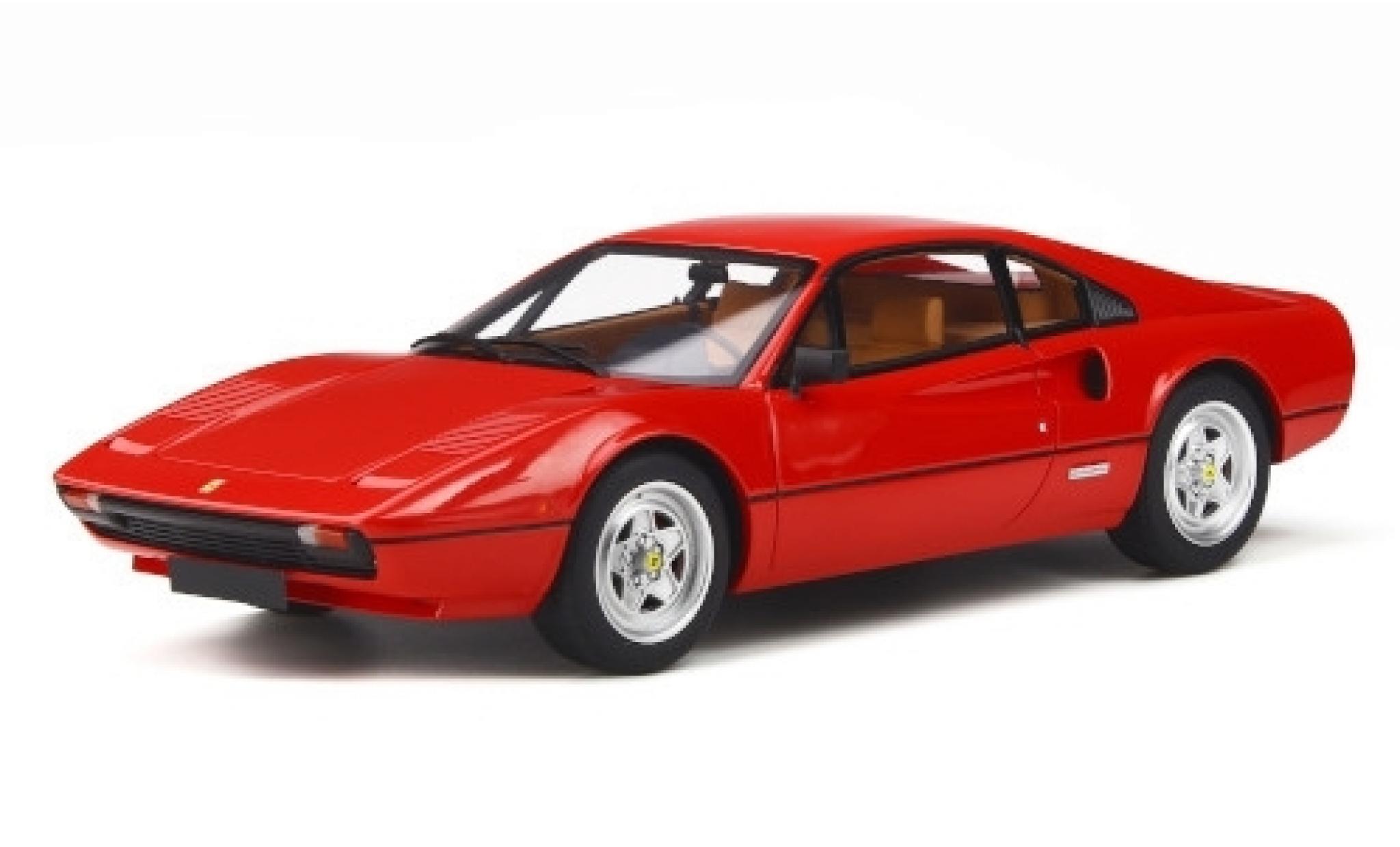 Ferrari 308 1/18 GT Spirit GTB rouge 1980