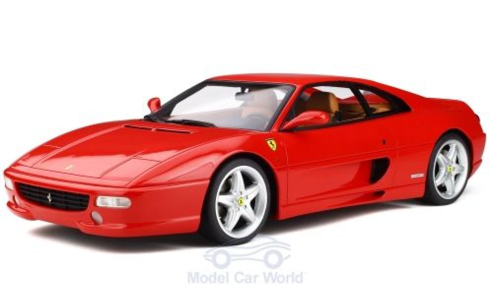 Ferrari F355 1/12 GT Spirit Berlinetta rouge 1994