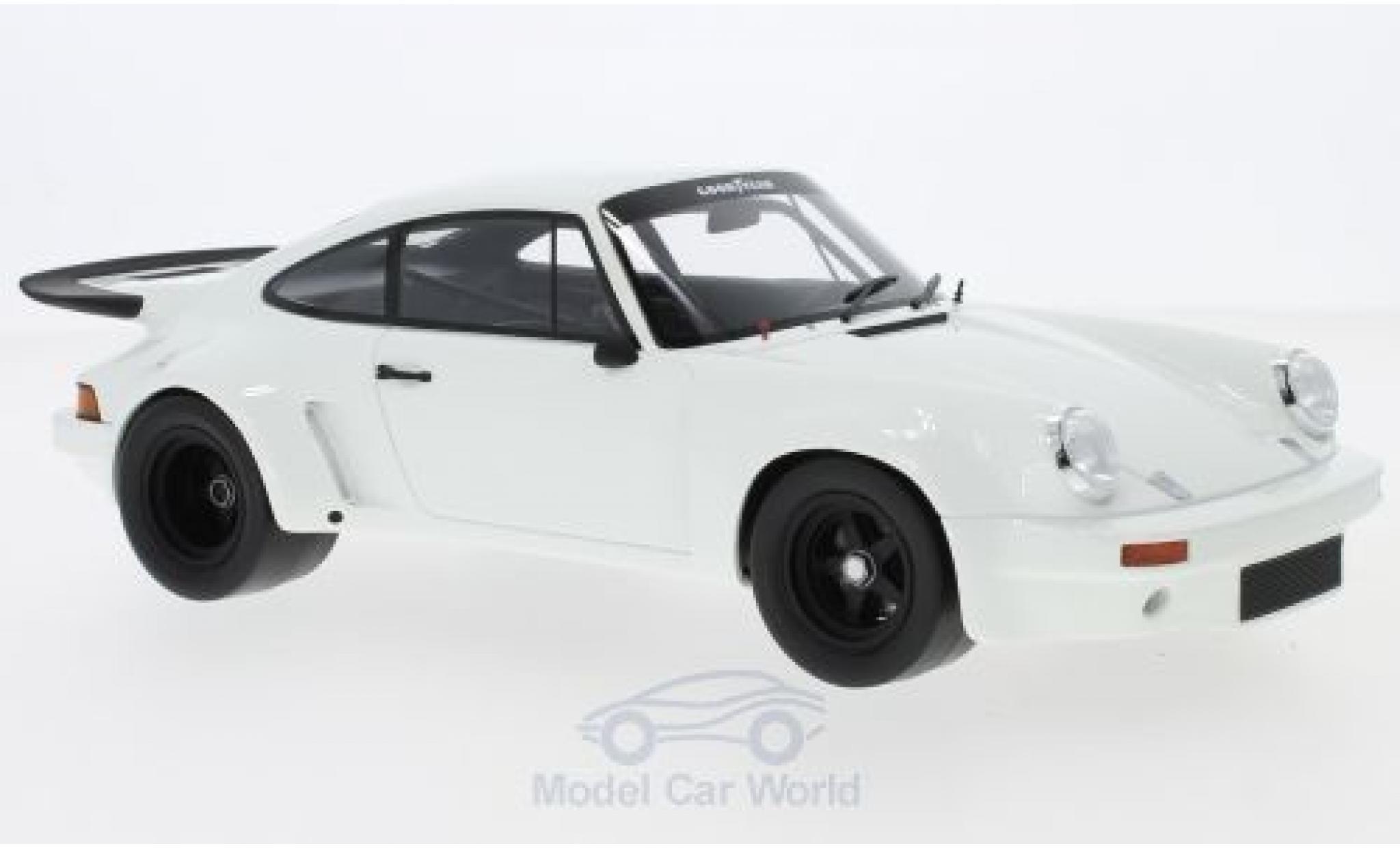 Porsche 911 SC 1/18 GT Spirit 3.0 RSR blanco