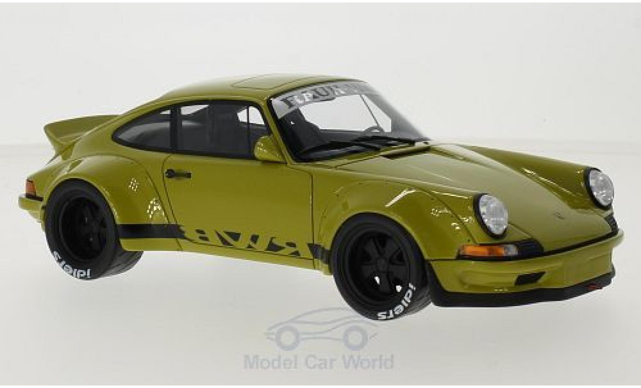 Porsche 930 RWB 1/18 GT Spirit 911  by oliv/Dekor 1973