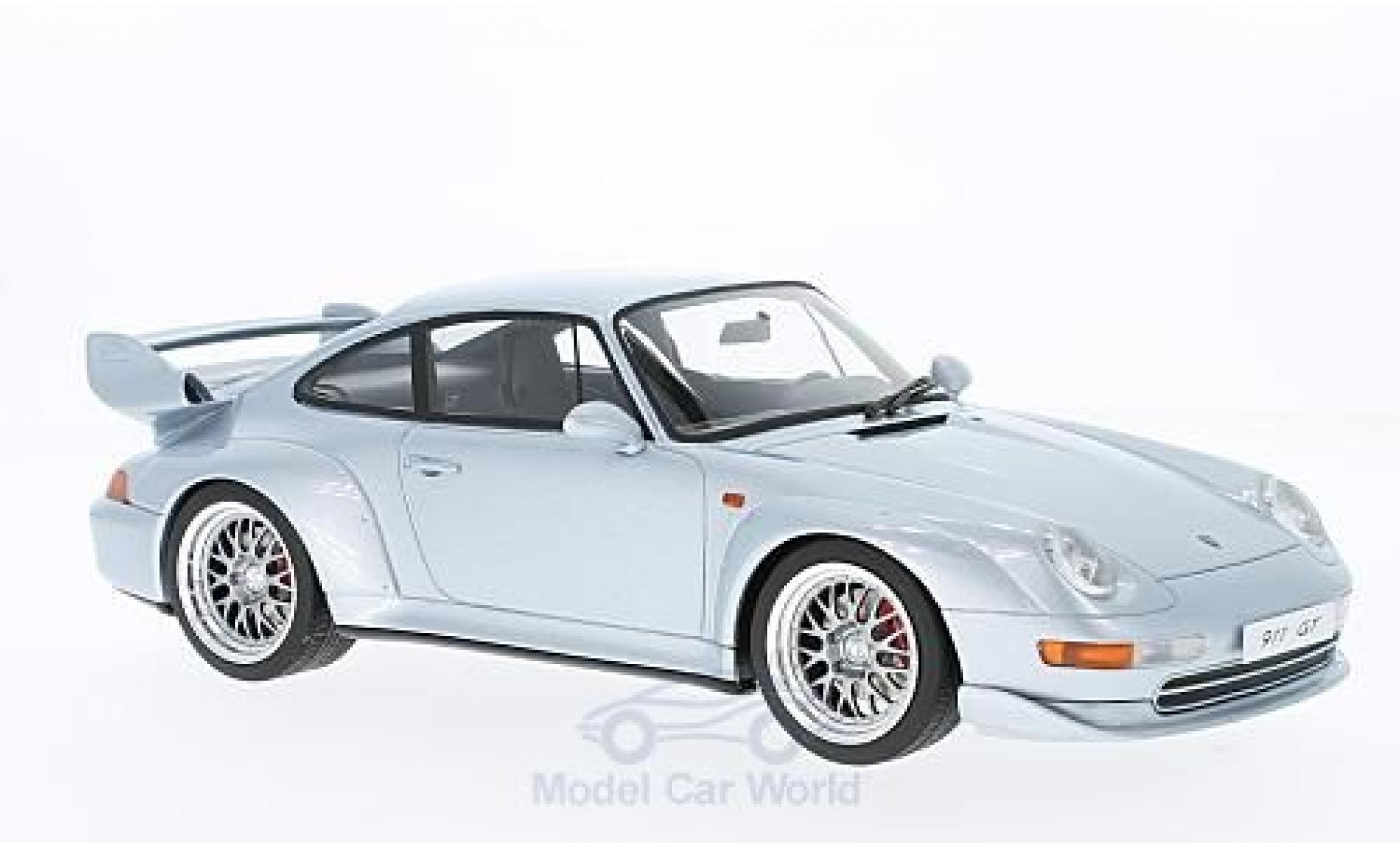 Porsche 993 SC 1/18 GT Spirit 911  GT grise