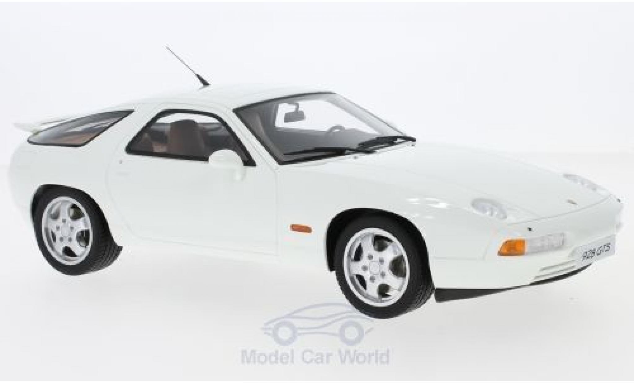 Porsche 928 1/18 GT Spirit GTS white
