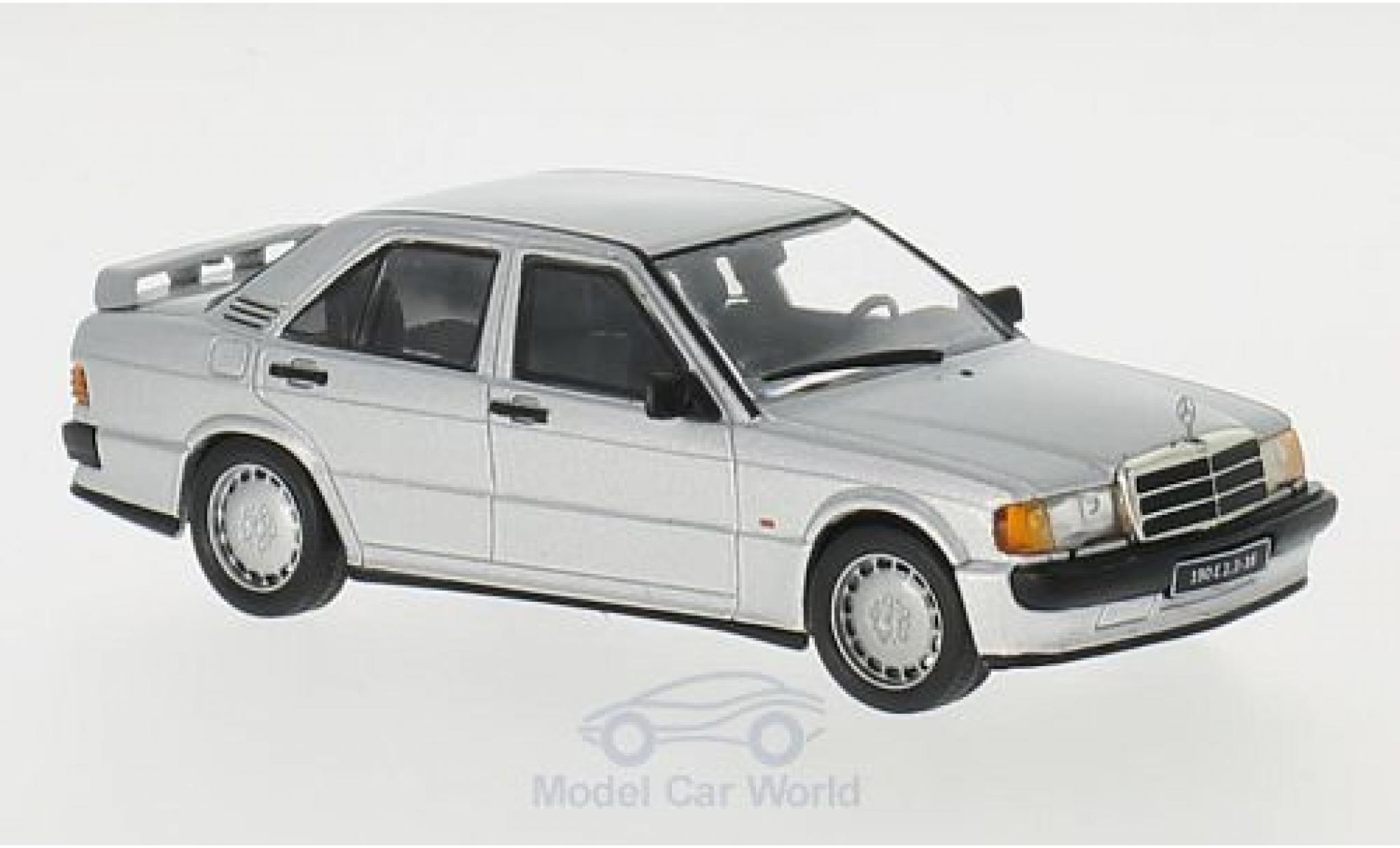 Mercedes 190 E 1/43 GTI Collection 2.3 16V grise 1988