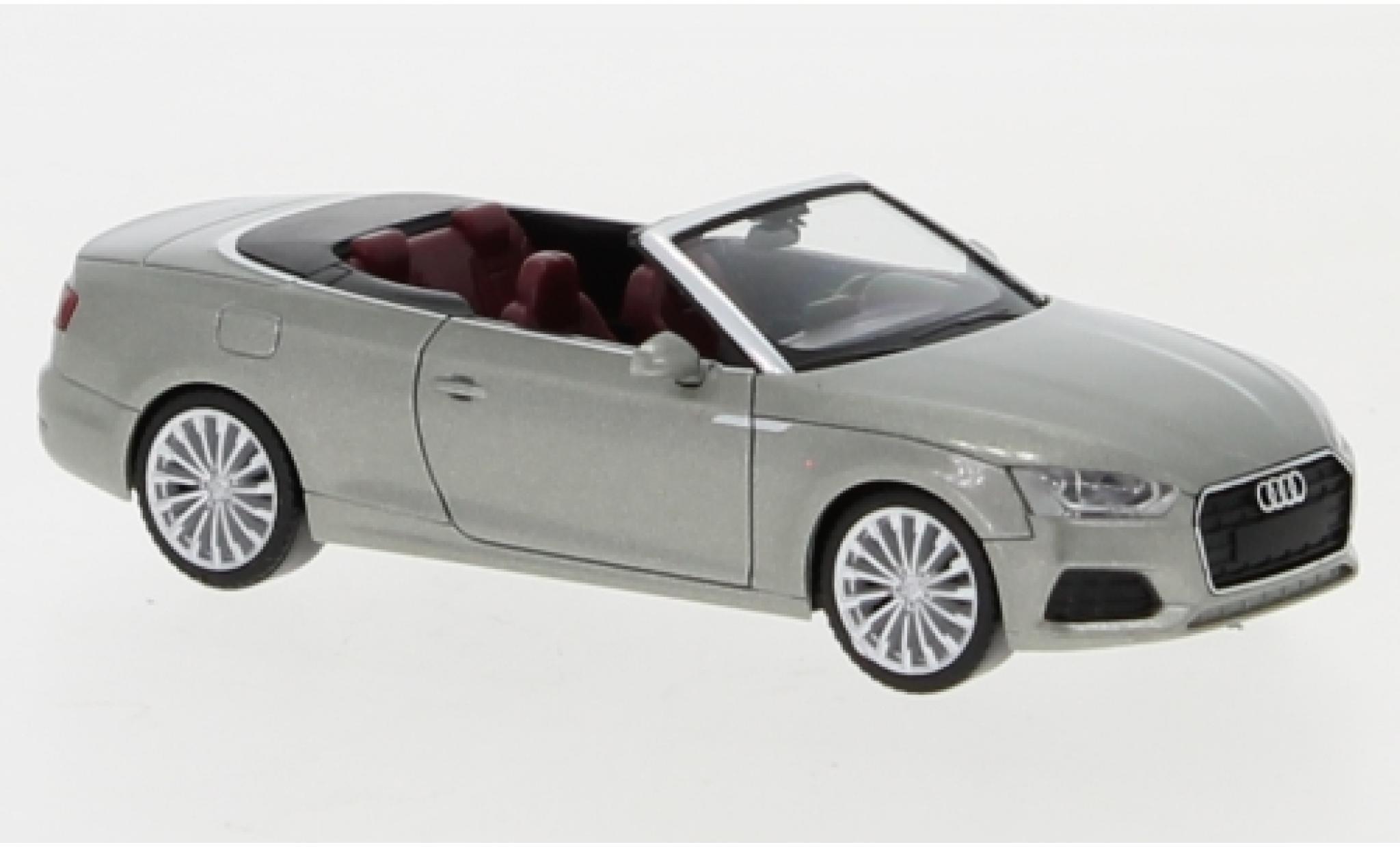 Audi A5 1/87 Herpa Cabriolet metallise beige