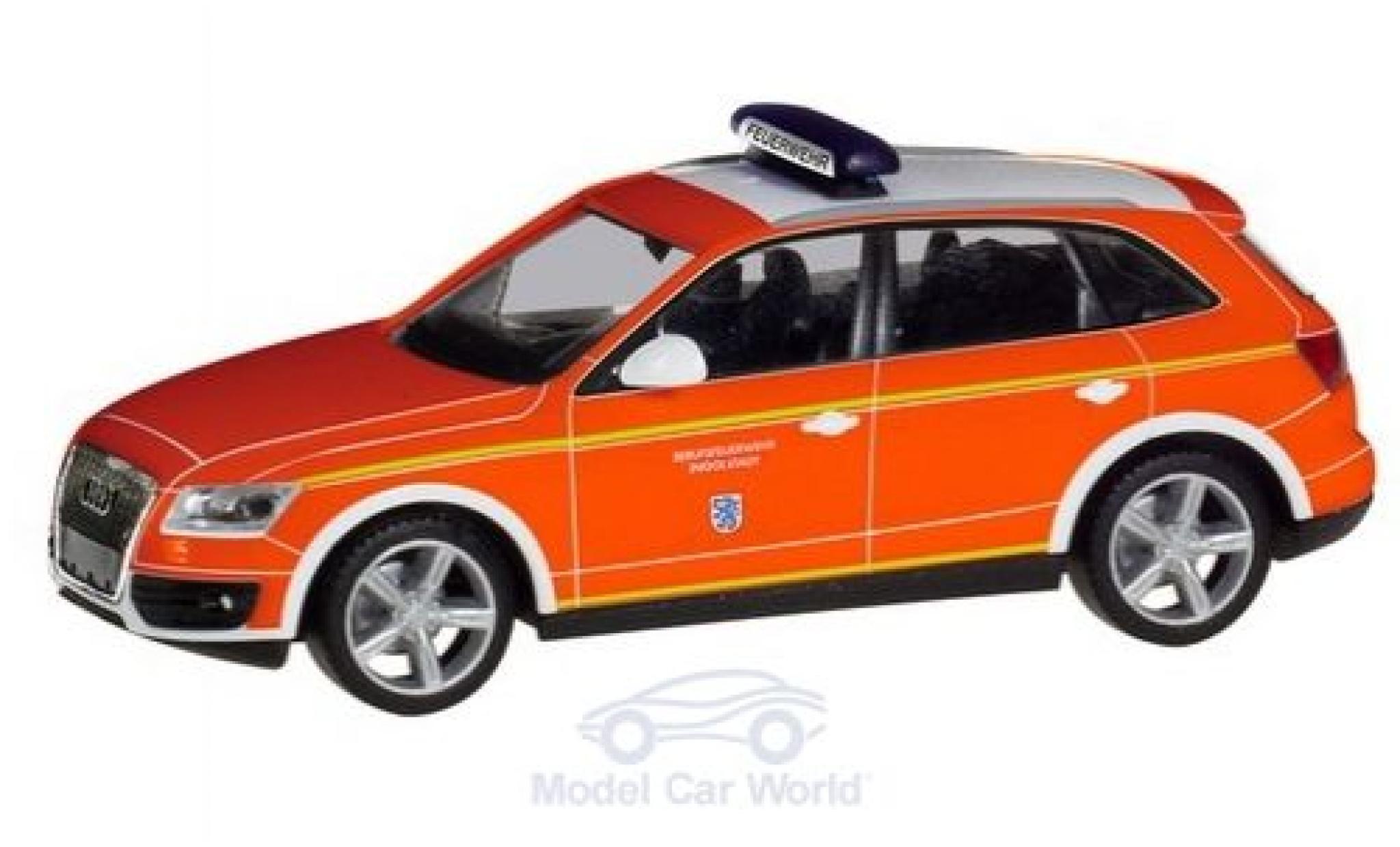 Audi Q5 1/87 Herpa Feuerwehr Ingolstadt