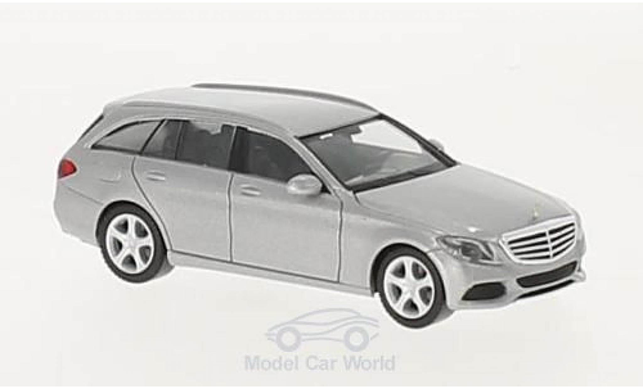 Mercedes Classe C 1/87 Herpa T-Modell (S205) Elegance grise