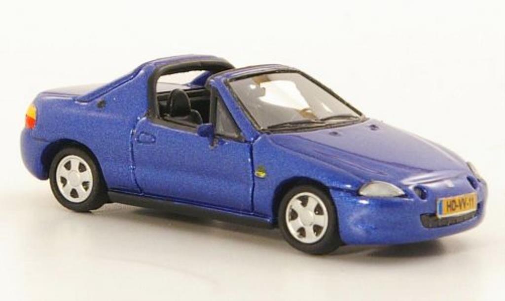 Honda CRX 1/87 Neo del Sol bleu 1992 miniature