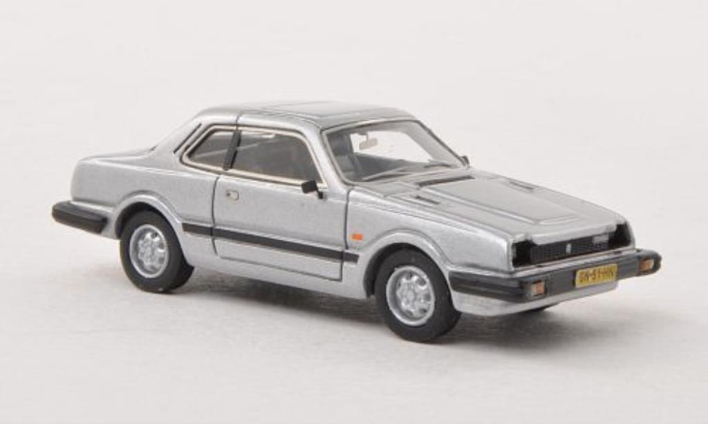 Honda Prelude Mk1 Gray 1981 Neo Diecast Model Car 1/87