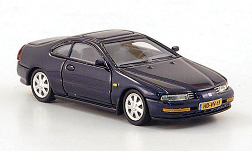 Honda Prelude 1/87 Neo MKIV bleu 1992 miniature