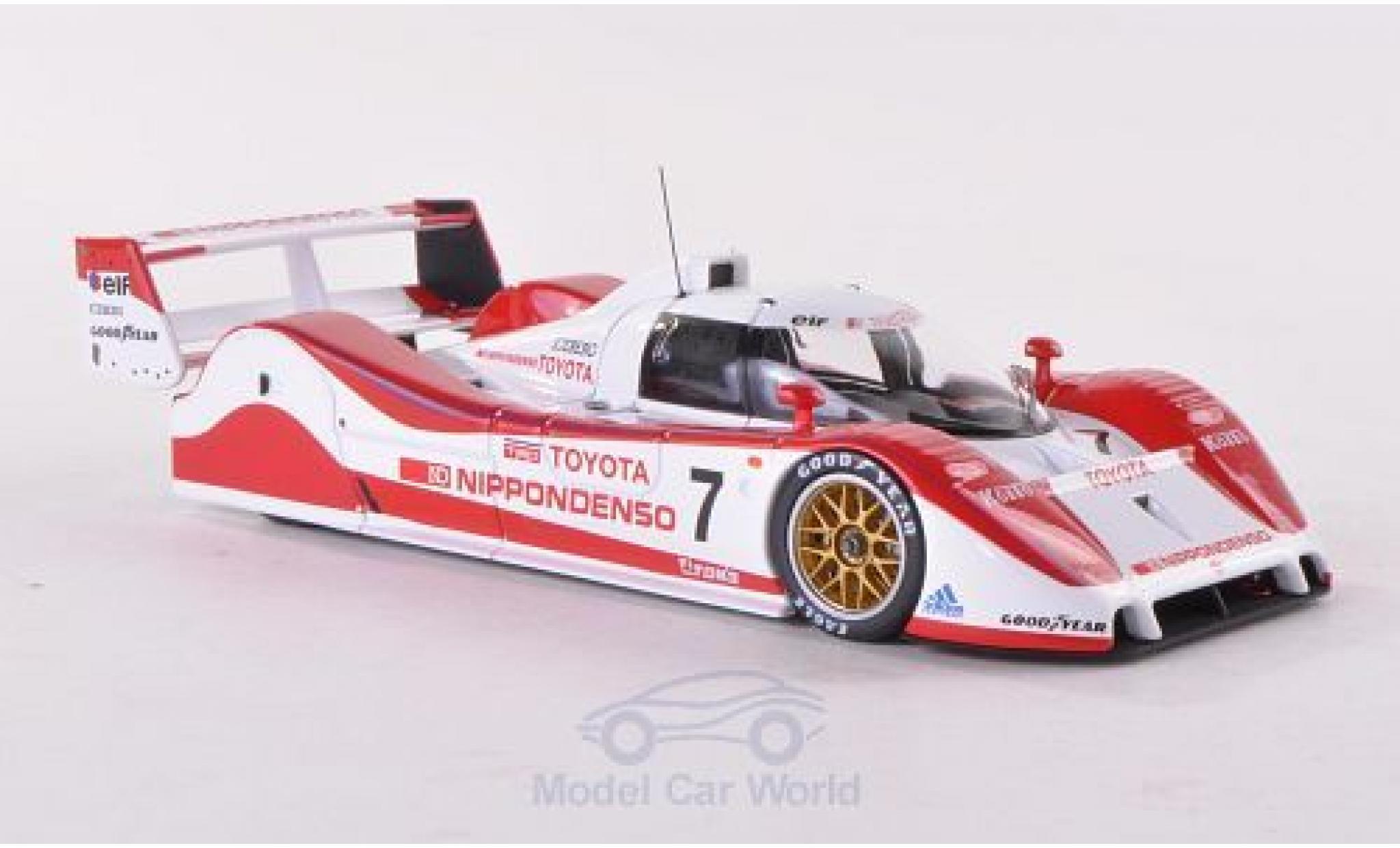 Toyota TS010 1/43 HPI Team Toms SWC 1992 G.Lees/H.Ogawa