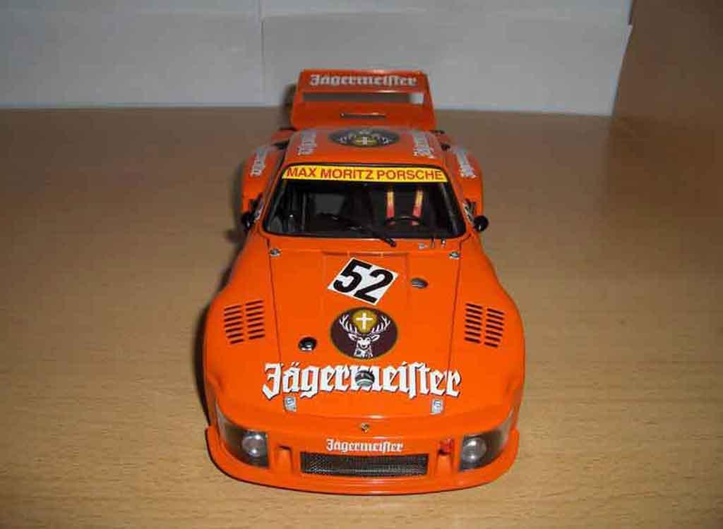 Porsche 935 1/18 Exoto #52 jagermeister 118 miniature