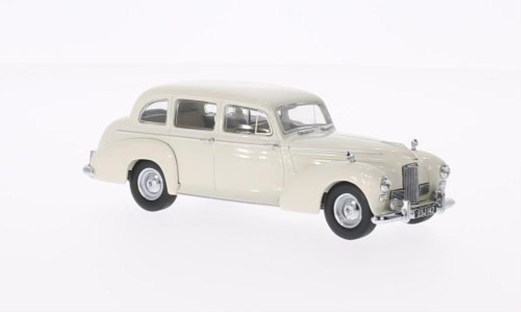 Humber Pullman 1/43 Oxford Limousine blanche RHD miniature