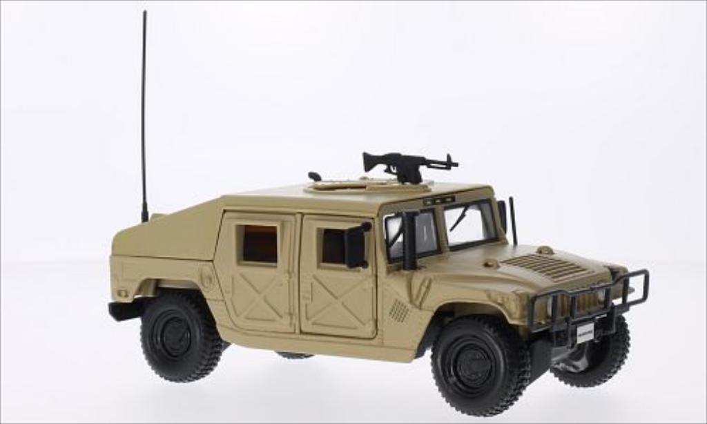 hummer humvee matt beige maisto modellauto 1 27 kaufen verkauf modellauto online. Black Bedroom Furniture Sets. Home Design Ideas