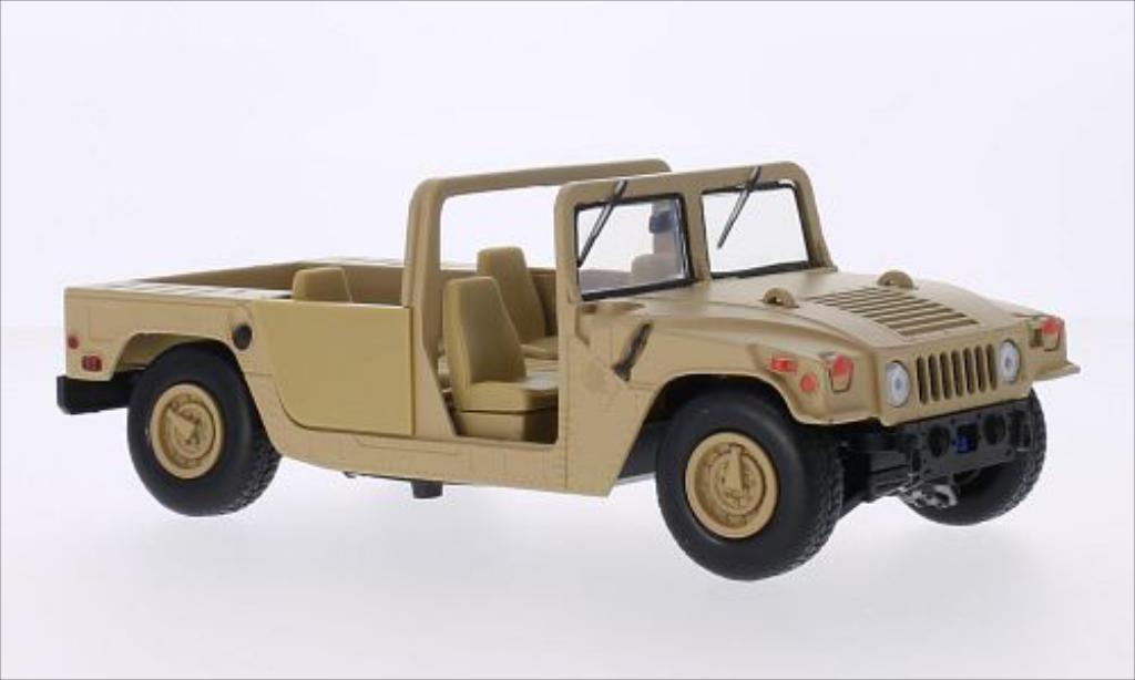 Hummer Humvee 1/24 Motormax matt-beige miniature