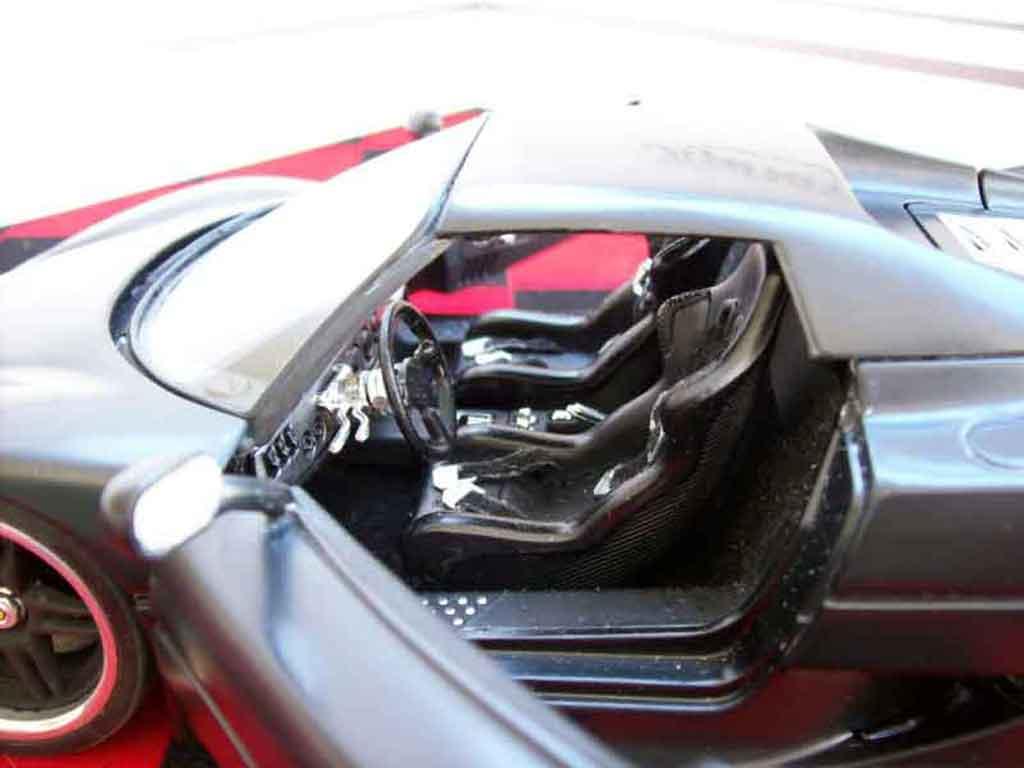 Ferrari F50 1/18 Burago rosso nero