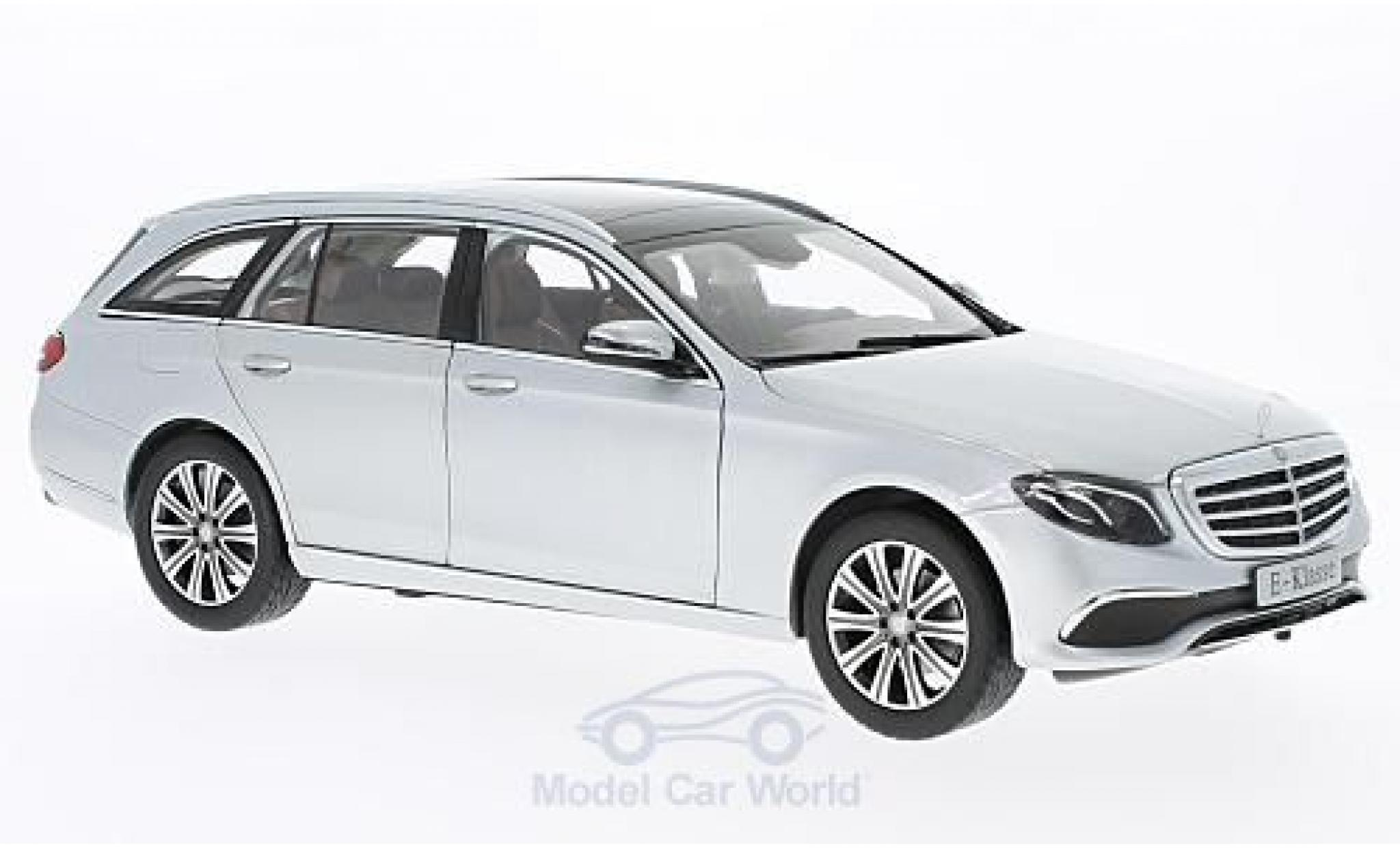 Mercedes Classe E 1/18 iScale (S213) grise