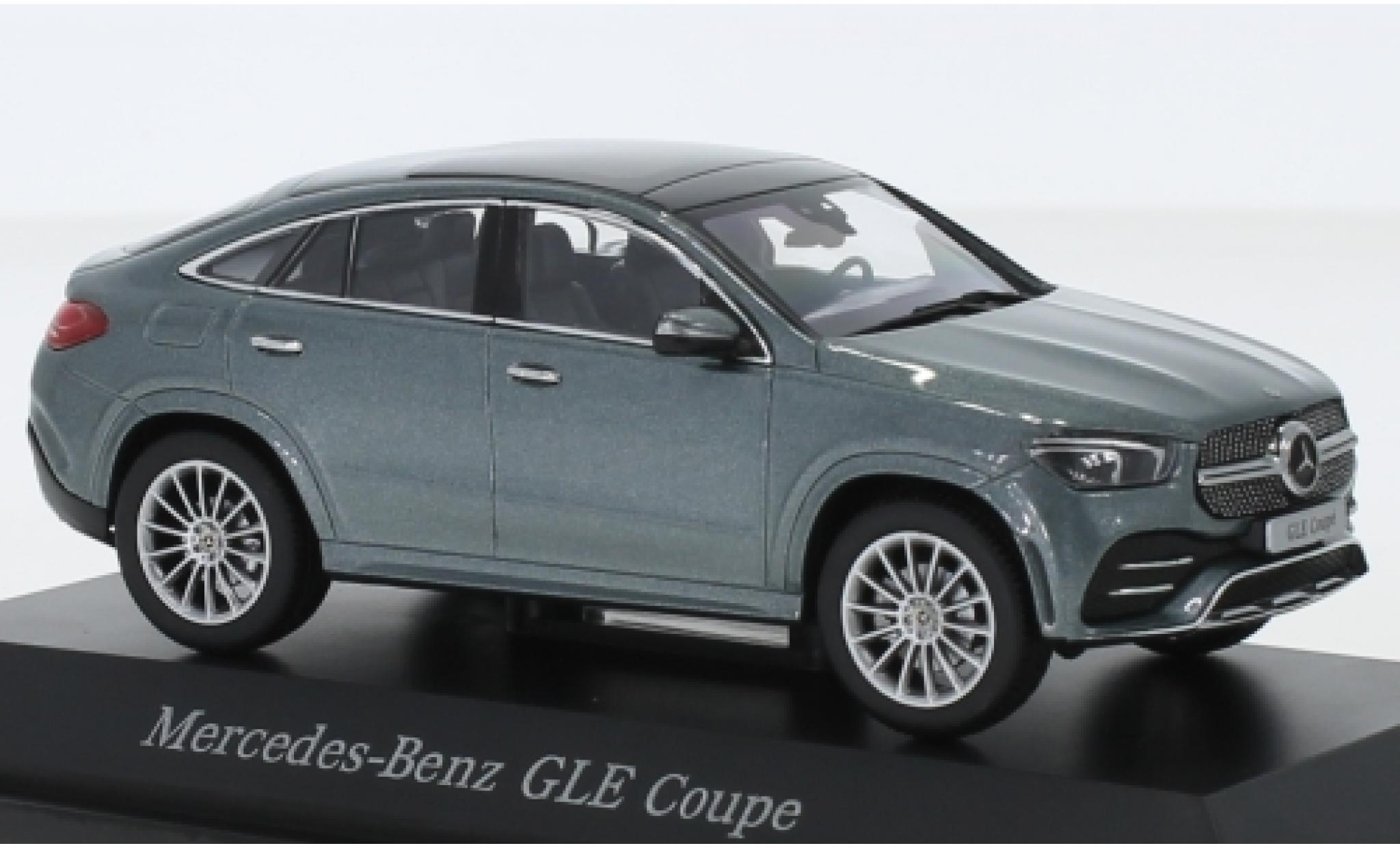 Mercedes Classe GLE 1/43 iScale GLE Coupe (C167) metallise grise
