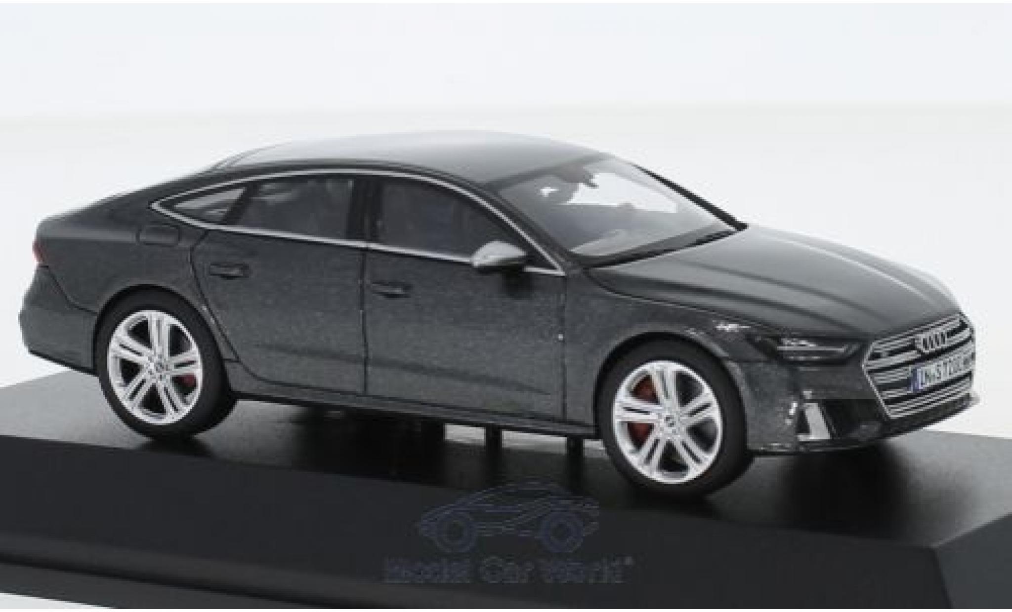 Audi S7 1/43 Jadi Sportback metallise grey 2019