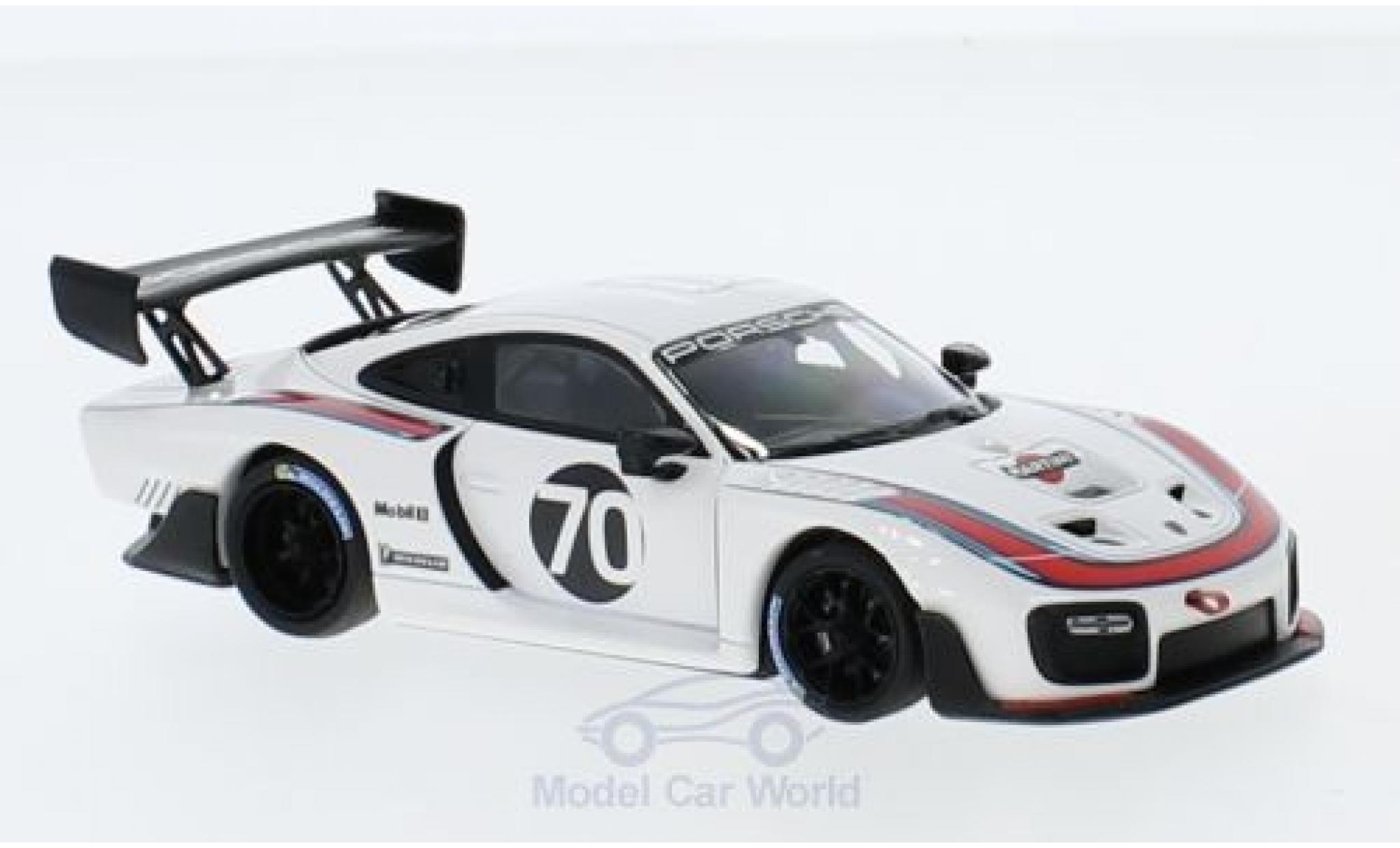 Porsche 991 1/43 Minichamps 2018 Basis 911 (991.II) GT2