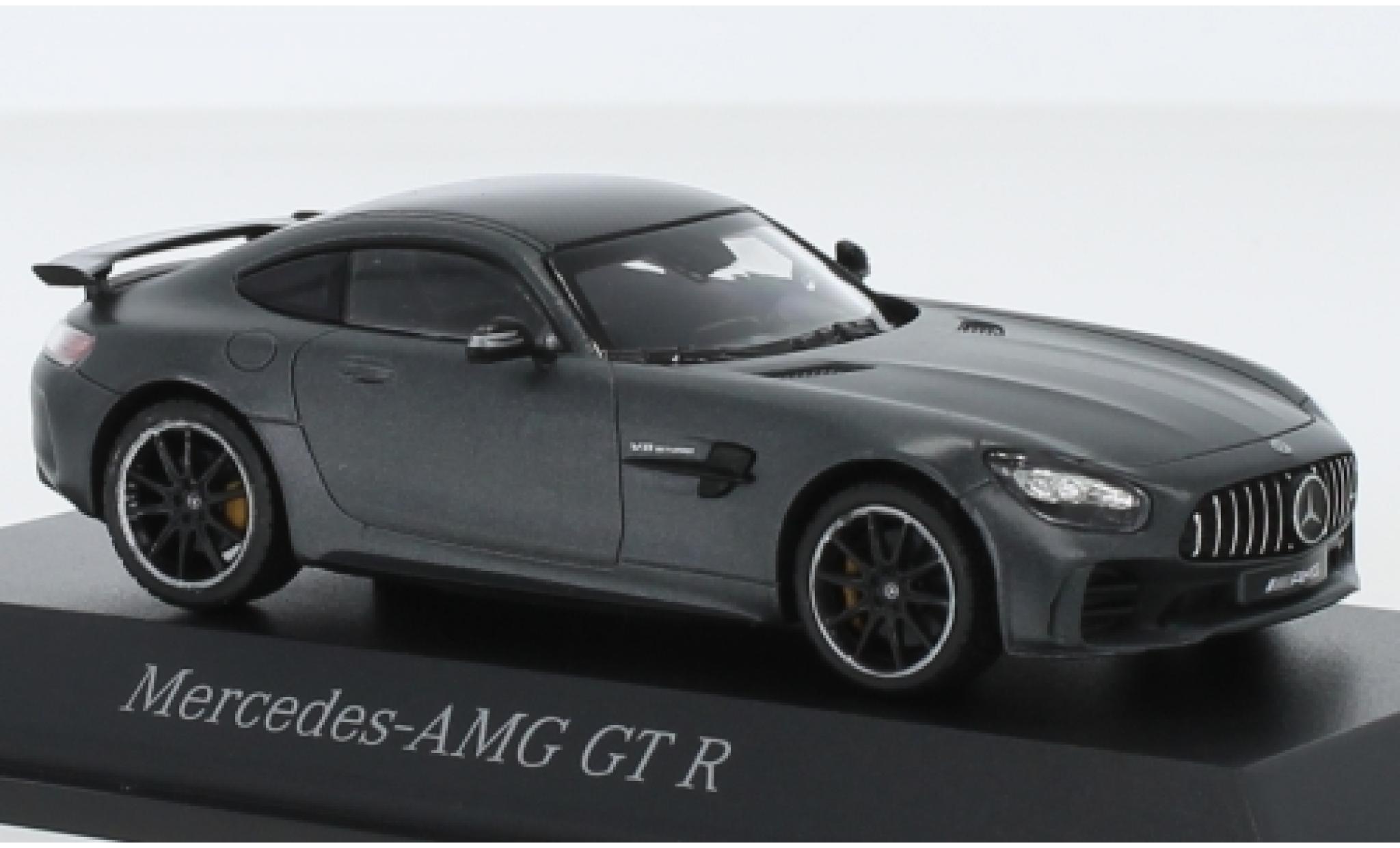 Mercedes AMG GT 1/43 I Norev R (C190) matt-grise