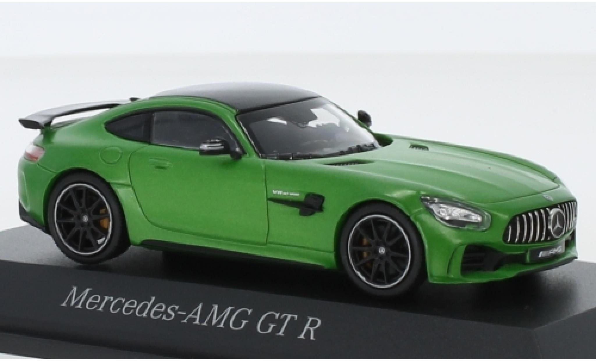 Mercedes AMG GT 1/43 I Norev R (C190) matt-verte