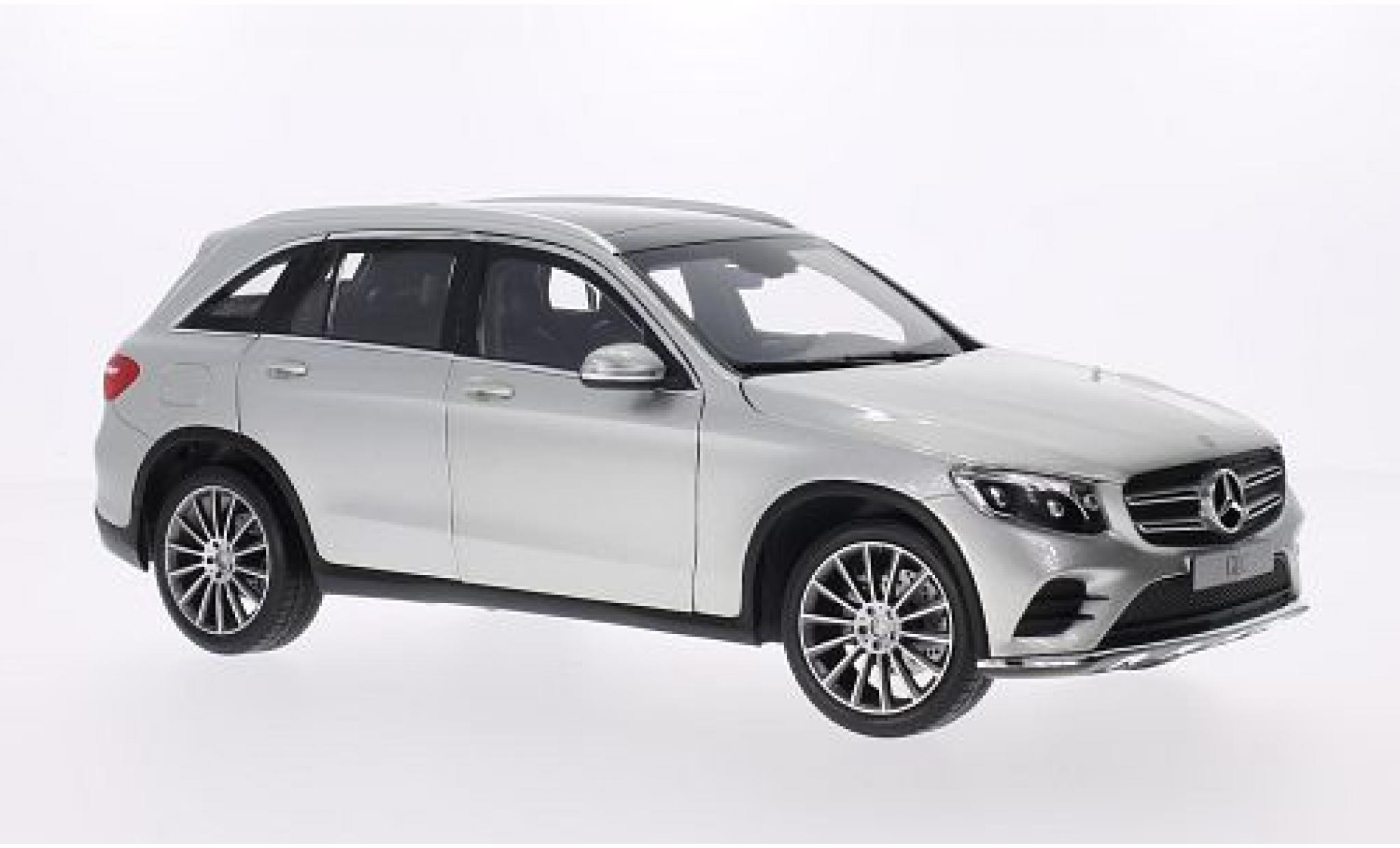 Mercedes Classe GLC 1/18 I Norev GLC grise