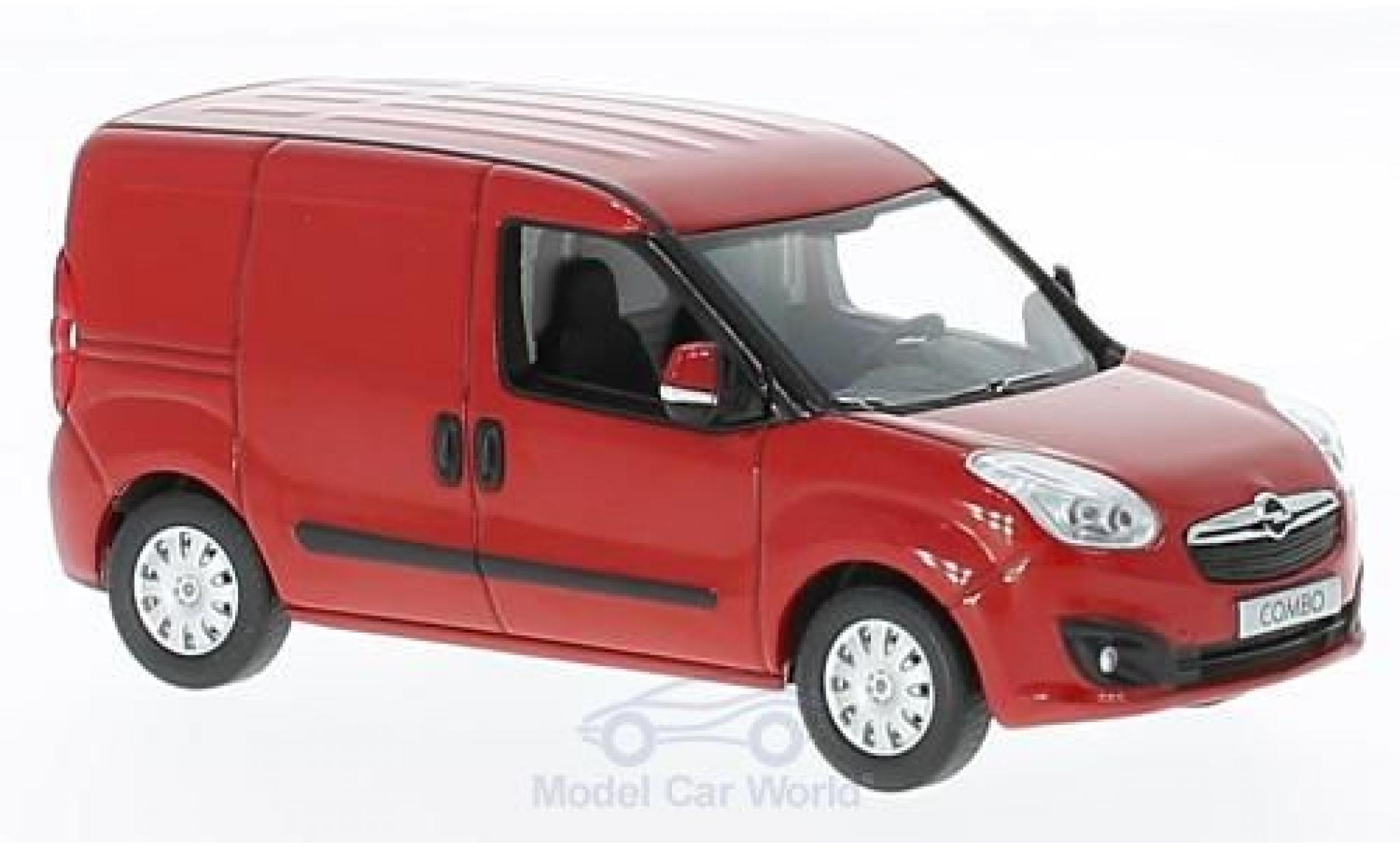 Opel Combo 1/43 Norev D rouge