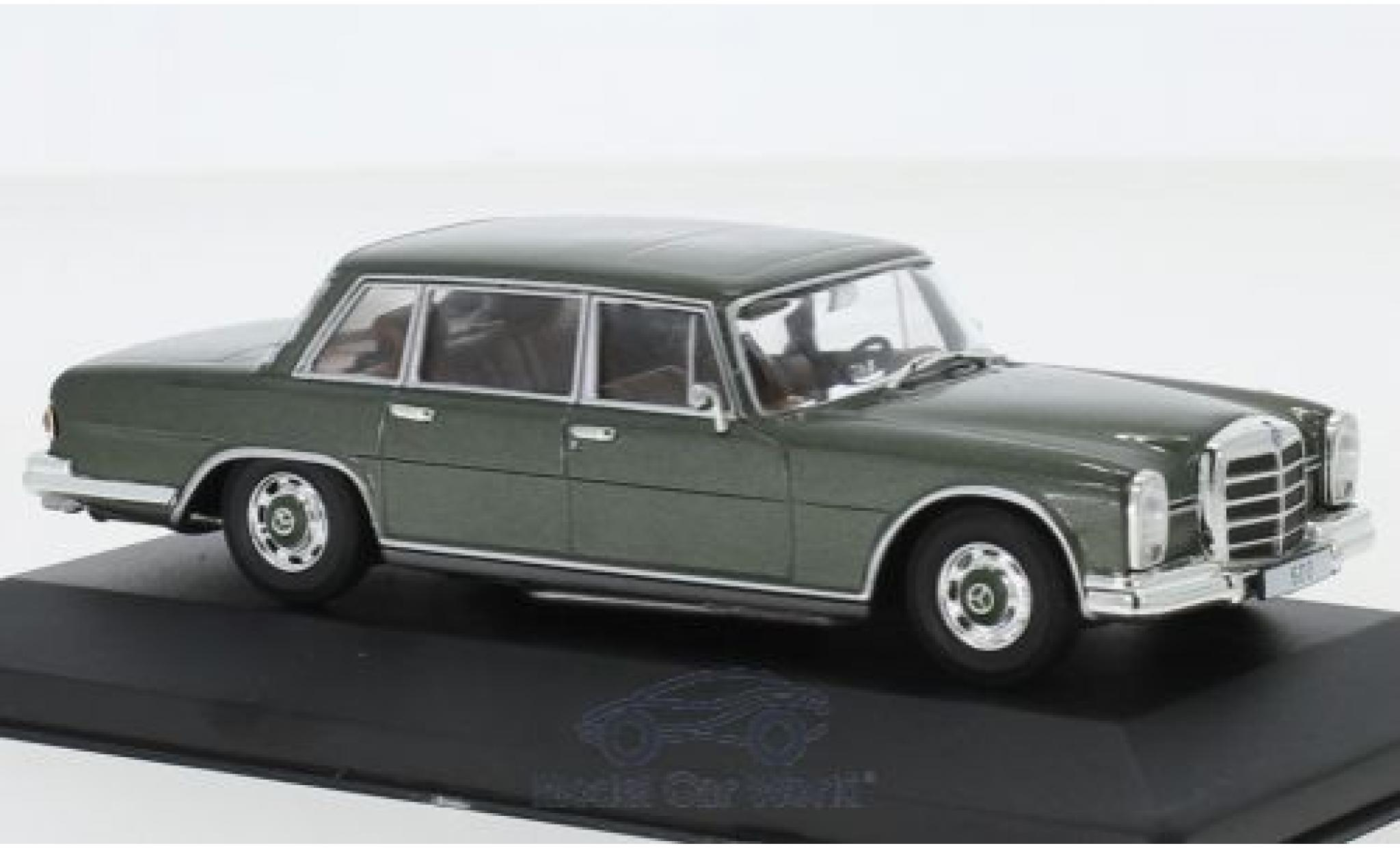 Mercedes 600 1/43 Pct (W100) metallise green 1964