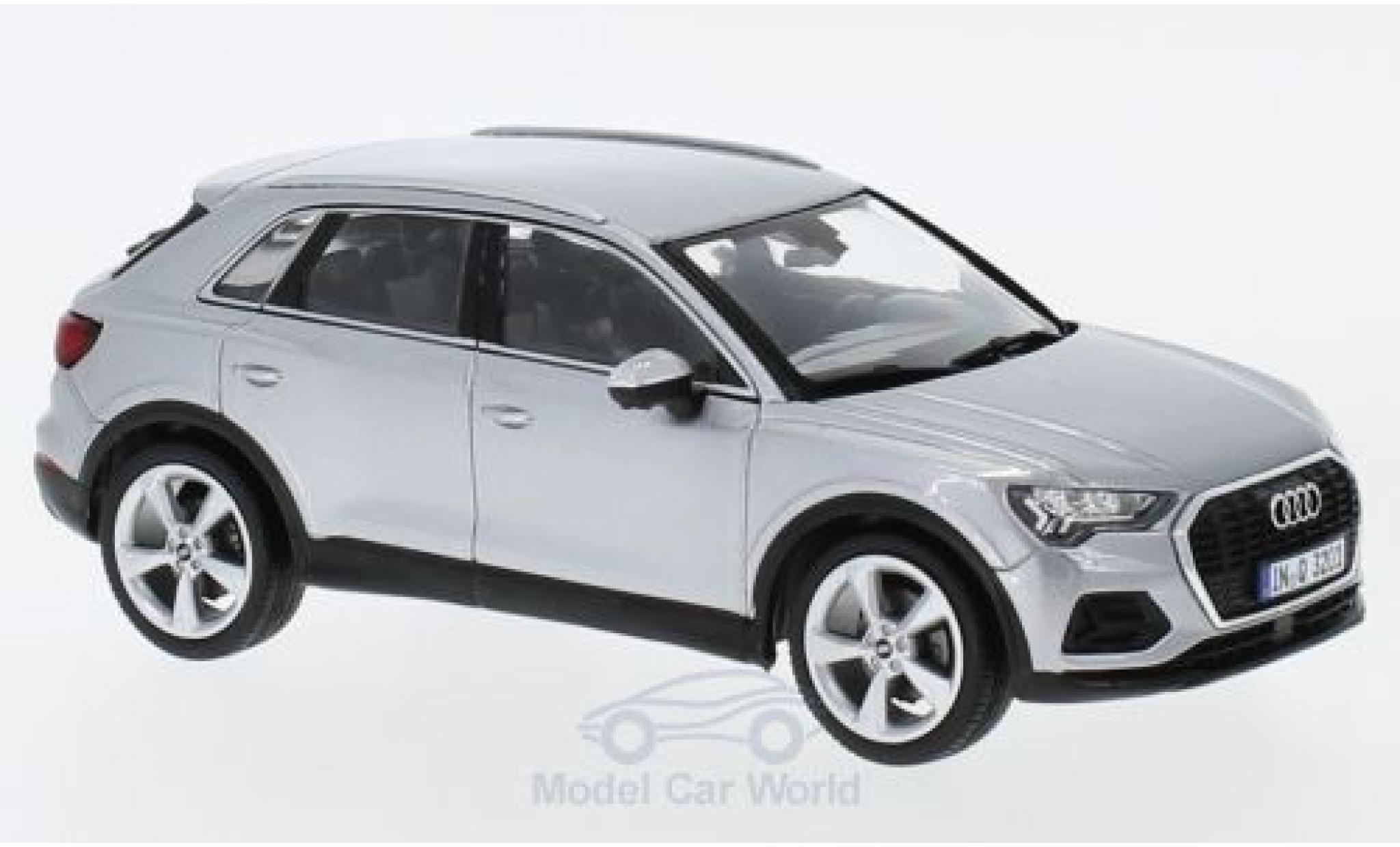 Audi Q3 1/43 I Spark grise