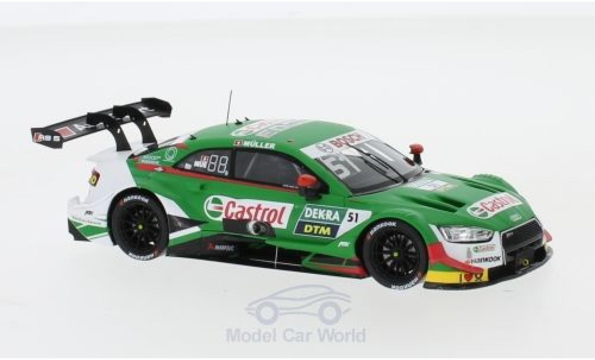 Audi RS5 1/43 Spark RS 5 DTM No.51 DTM 2019 N.Müller