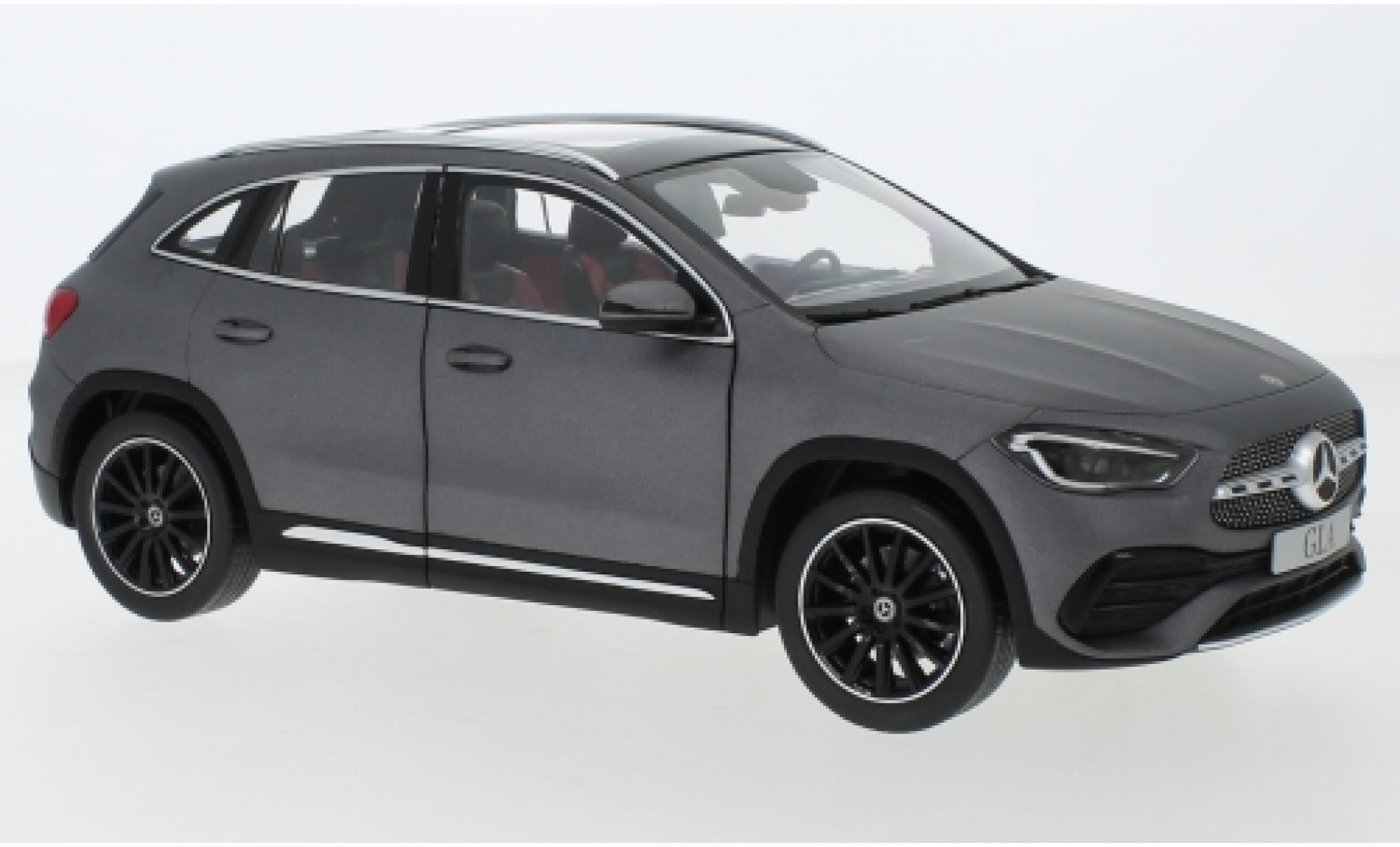 Mercedes Classe GLA 1/18 I Z Models GLA (H247) matt-grise 2020
