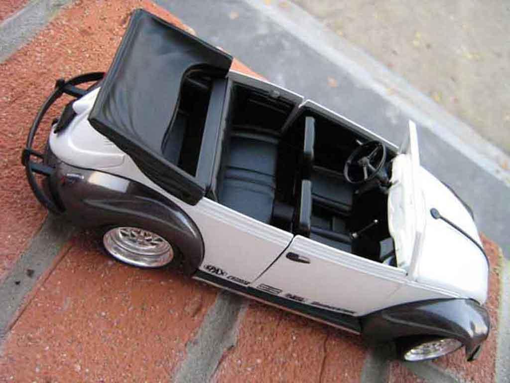 Volkswagen Kafer Coccinelle Cabriolet 1/18 Solido race air