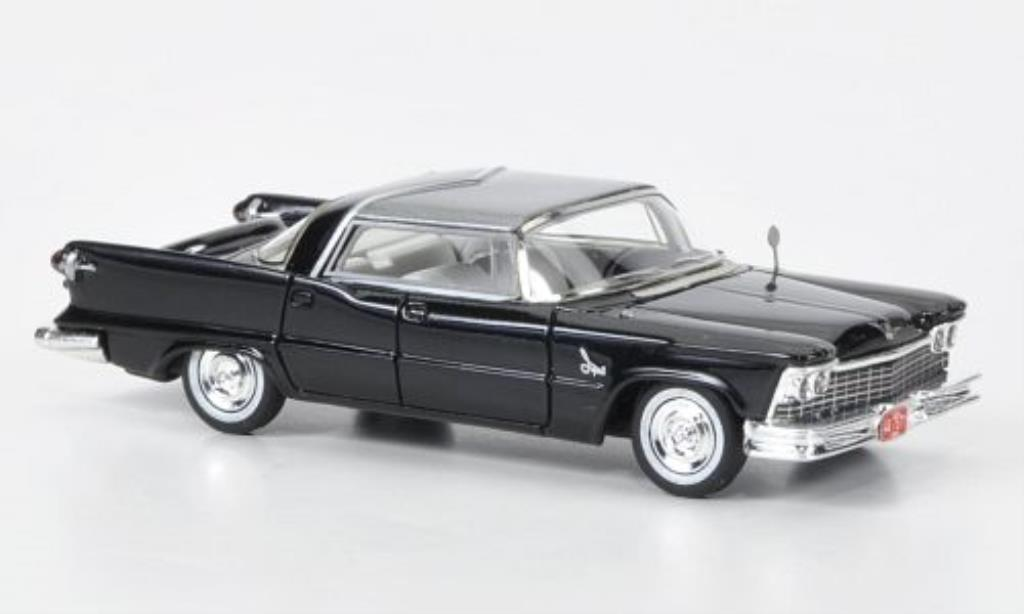 Imperial Crown Southampton 1/87 Neo noire/grise 1957 miniature