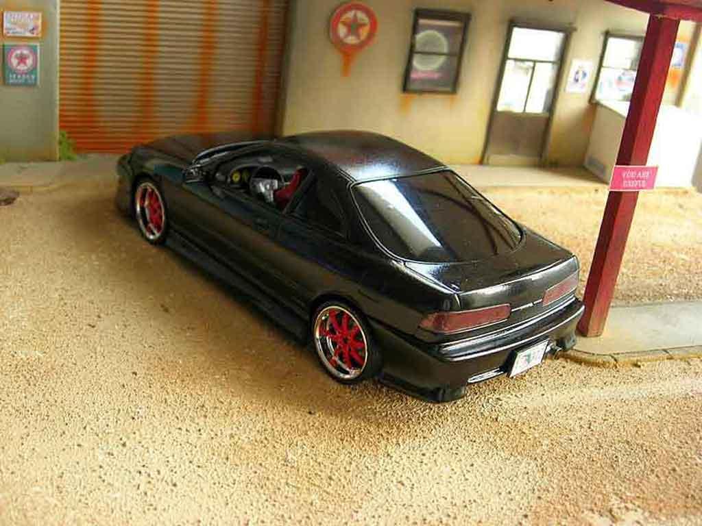 Honda Integra Type R 1/18 Hot Wheels jdm noire