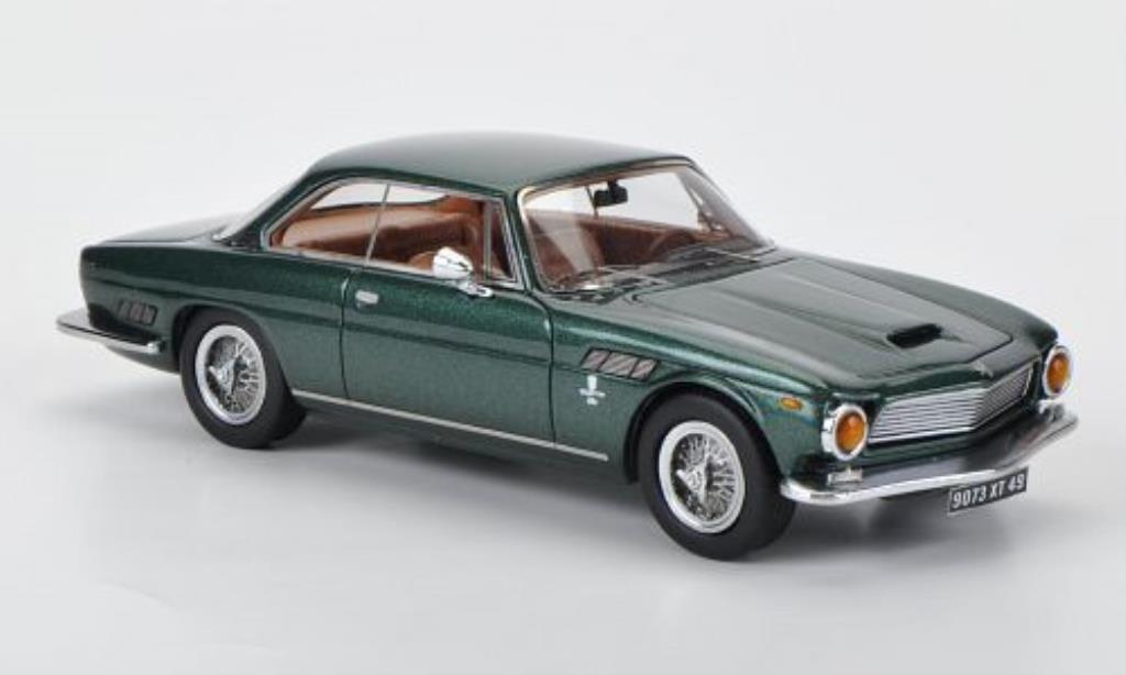 ISO Rivolta 1/43 Neo GT grun 1963 miniature