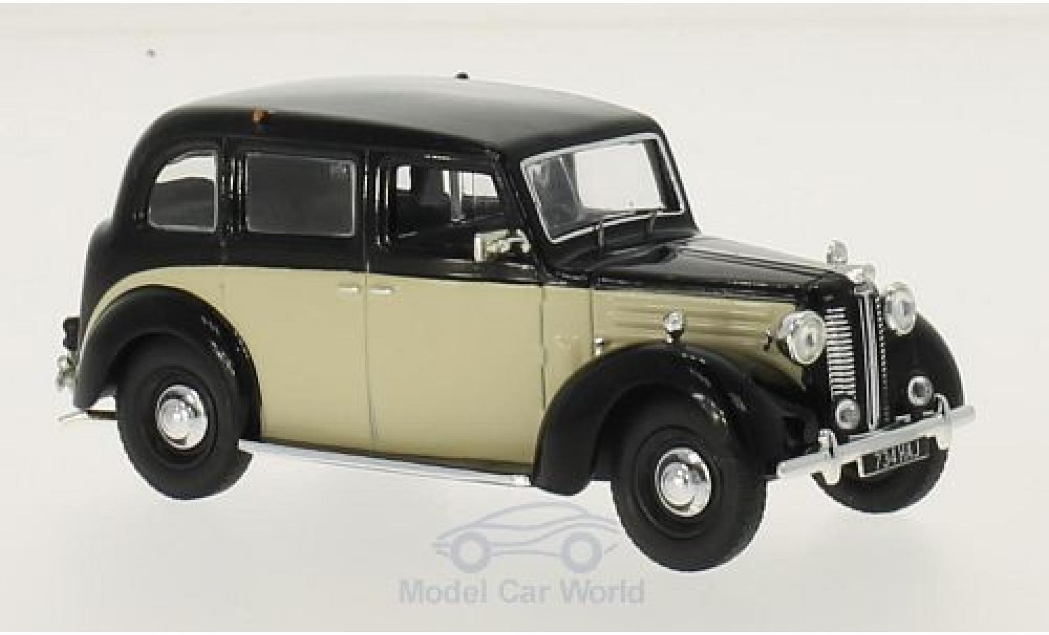 Austin FX3 1/43 IXO noire/beige RHD 1954