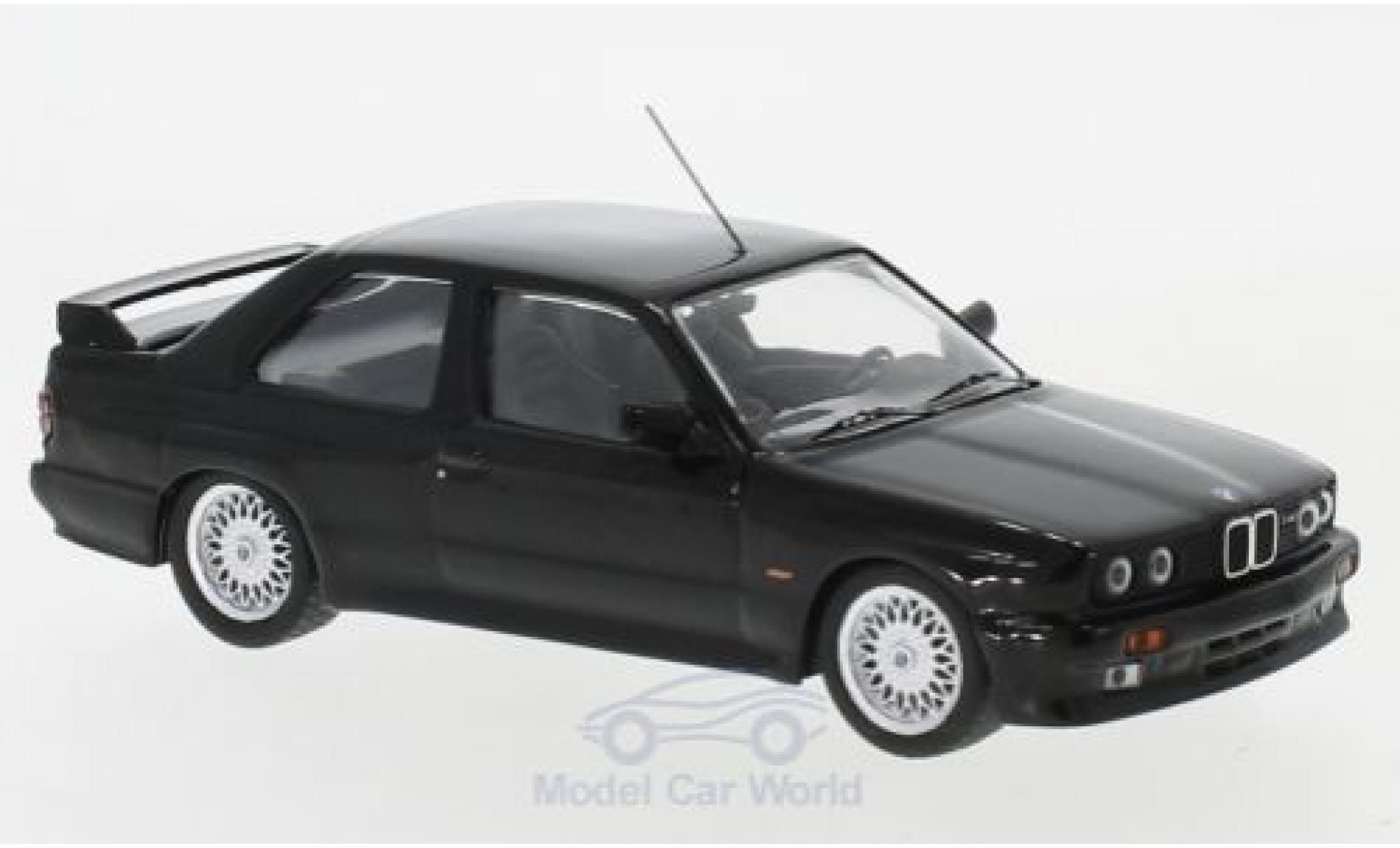 Bmw M3 1/43 IXO Sport Evolution black 1990