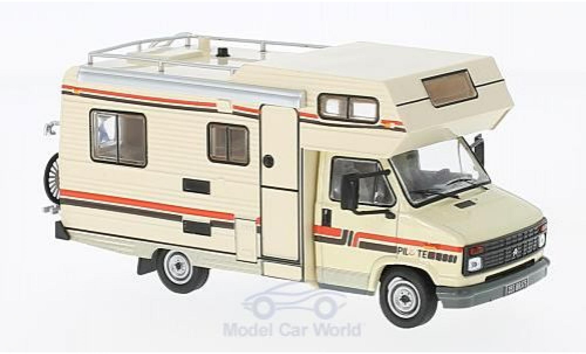 Citroen C2 1/43 IXO 5 Camping Car 1985