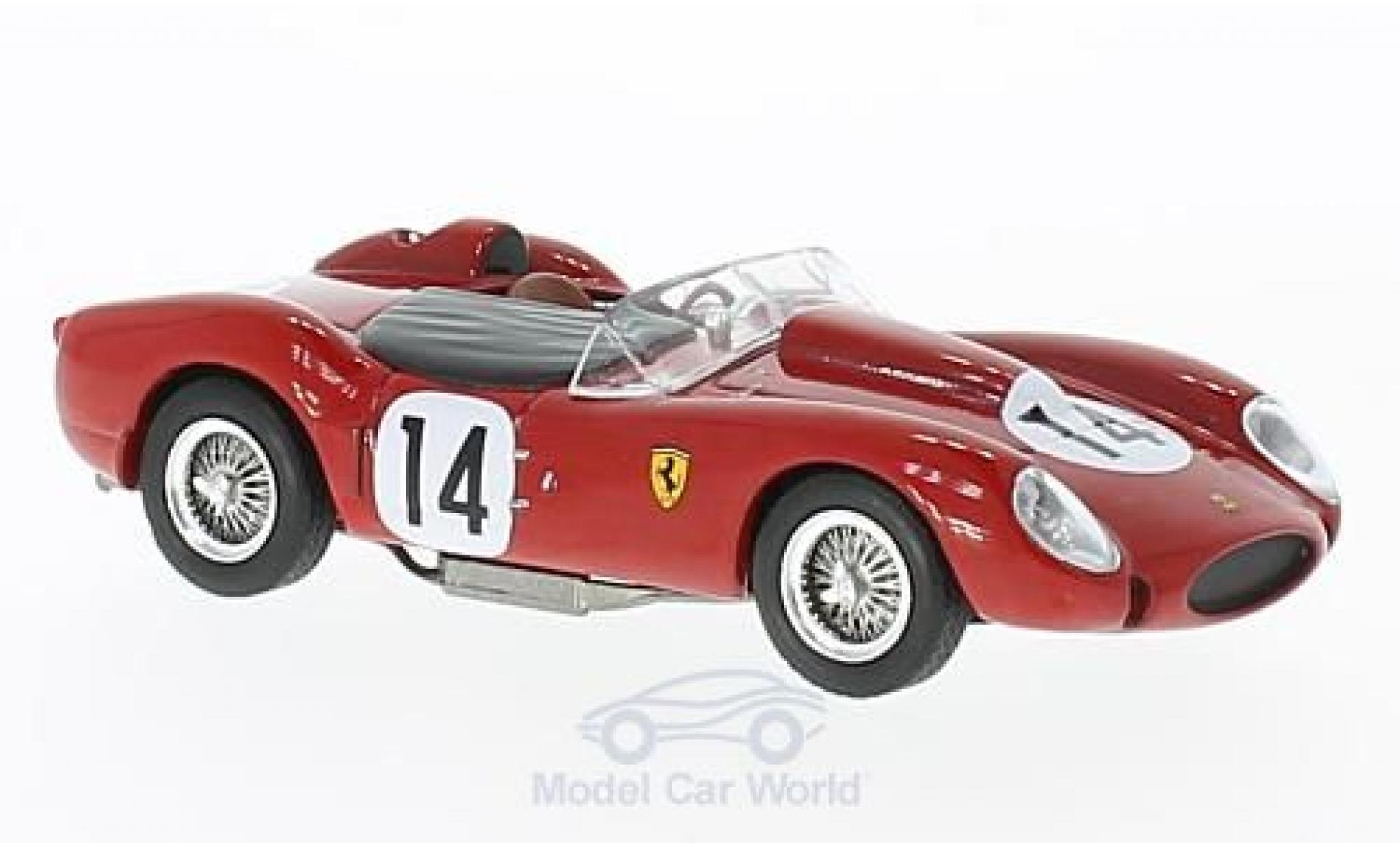 Ferrari 250 TR 1/43 IXO TR No.14 24h Le Mans 1958 O.Gendebien/P.Hill
