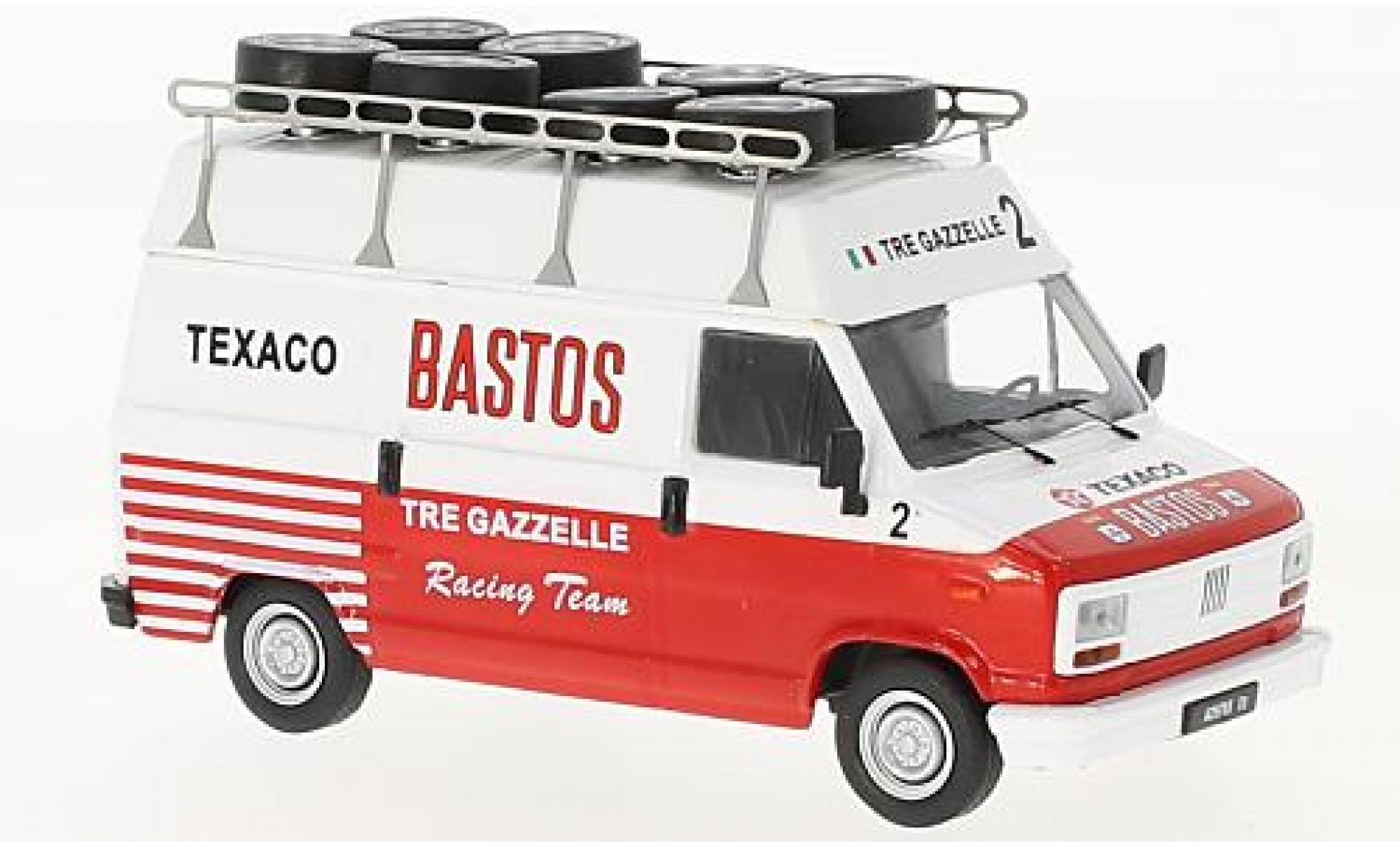 Fiat Ducato 1/43 IXO Bastos Rally Assistance