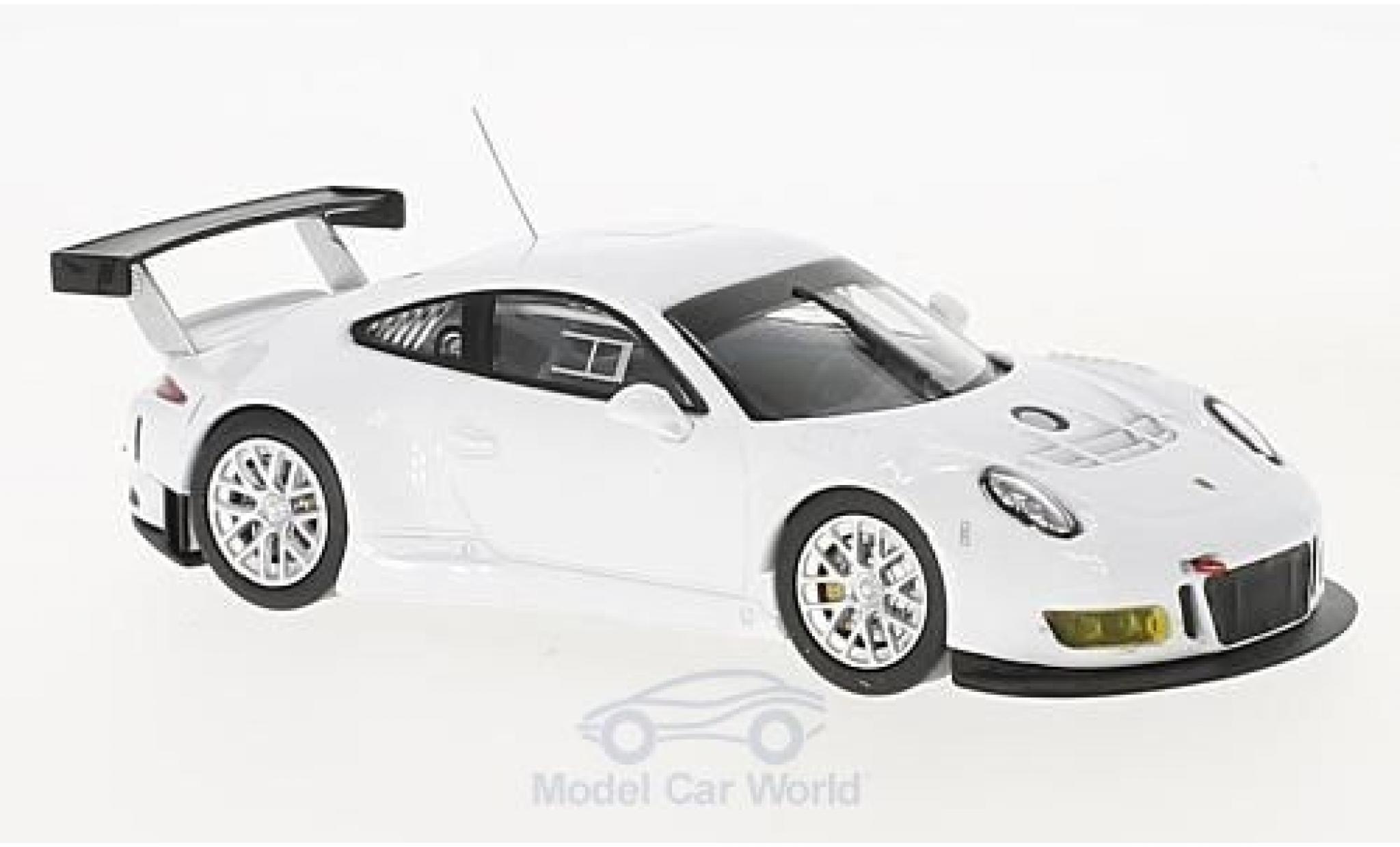 Porsche 911 SC 1/43 IXO GT3 R blanche