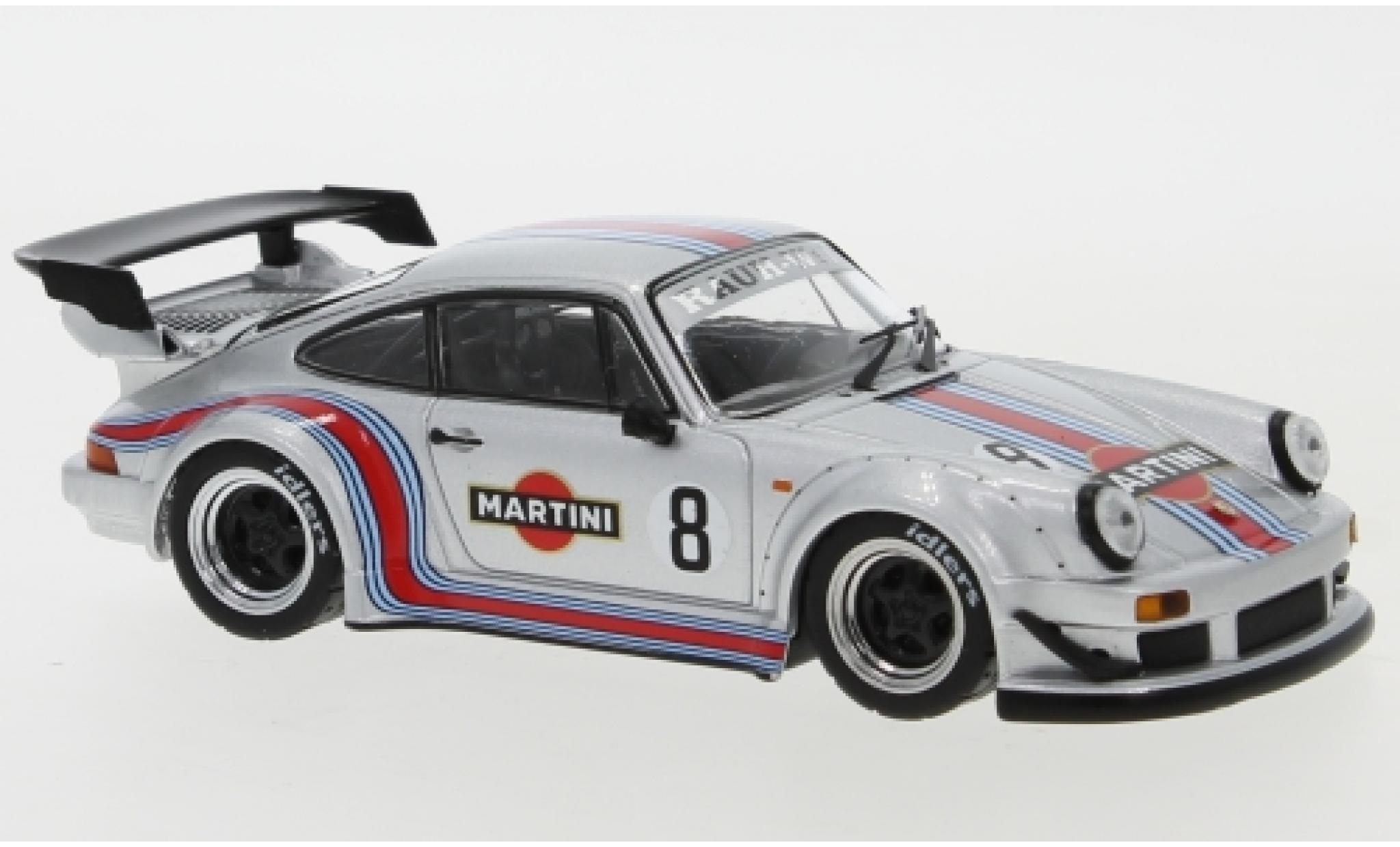 Porsche 930 RWB 1/43 IXO 911  Martini RAUH-Welt