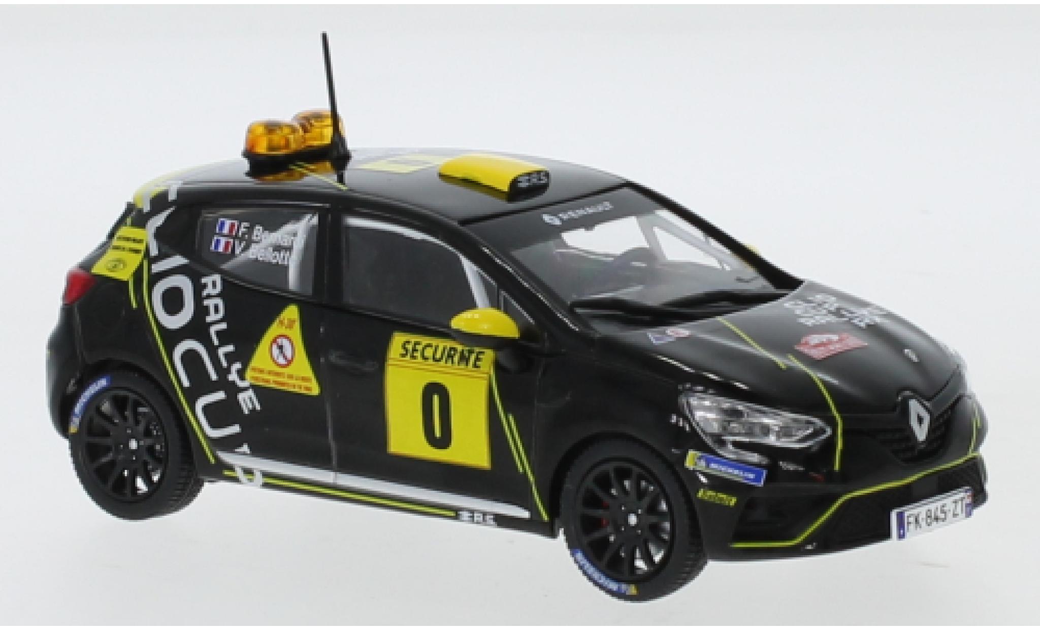 Renault Clio 1/43 IXO Rally Rallye WM Rally Monte Carlo 2020 F.Bernardi/V.Bellotto
