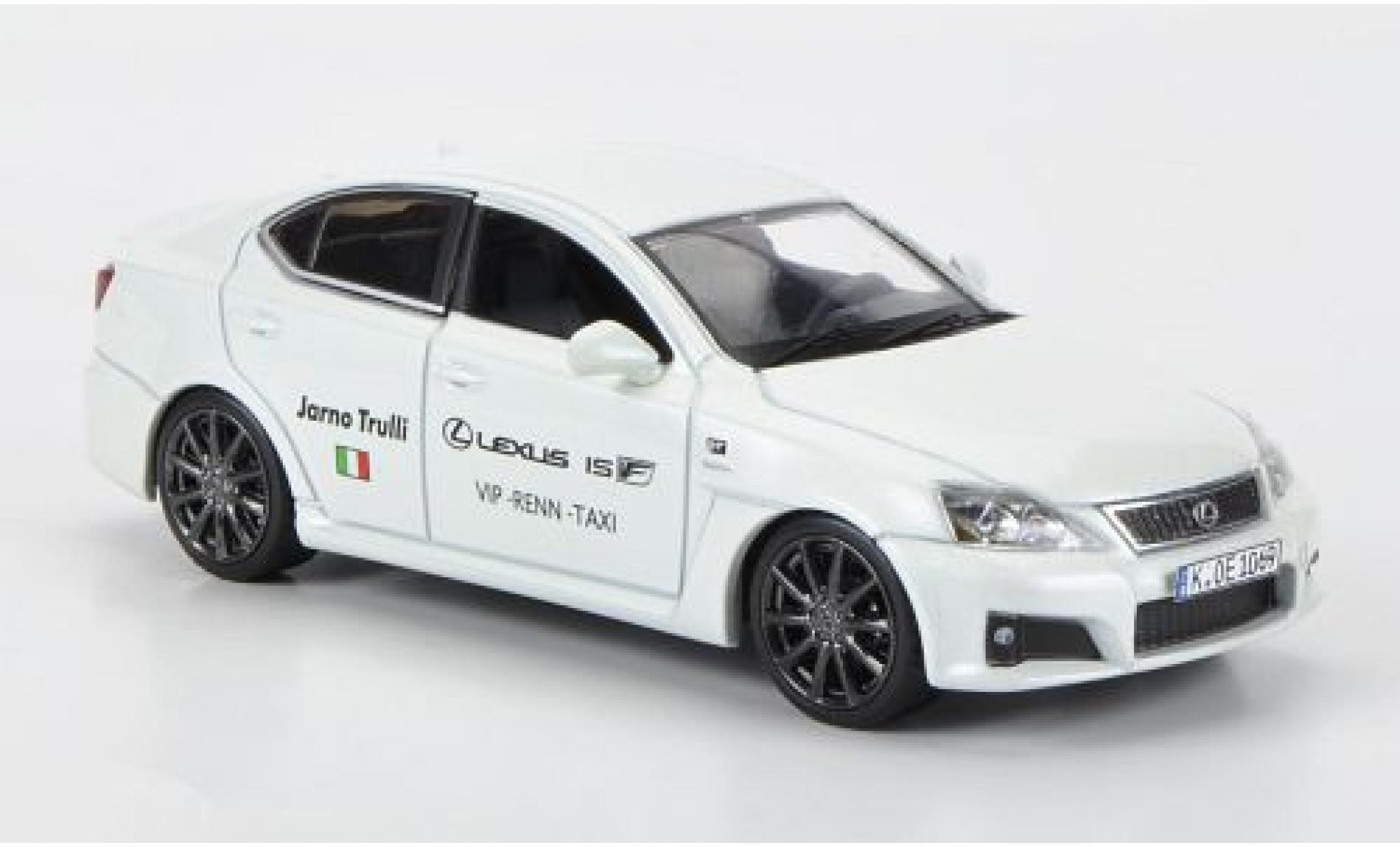 Lexus IS 1/43 J Collection -F Nürburgring 2009 VIP-Renn-Taxi